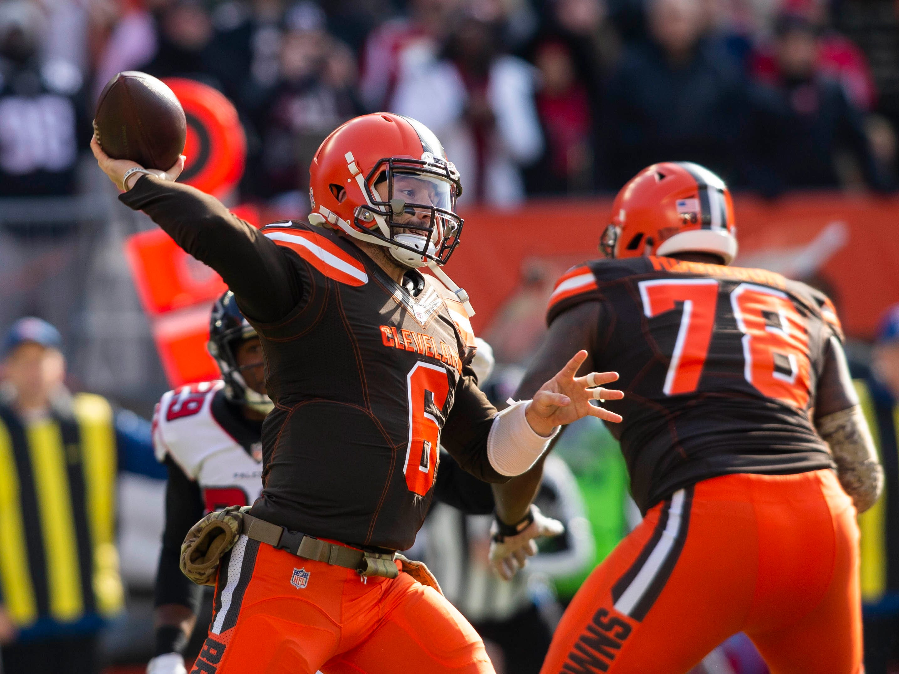 Cleveland Browns QB Baker Mayfield, Barstool Sports fundraising for Special Olympics