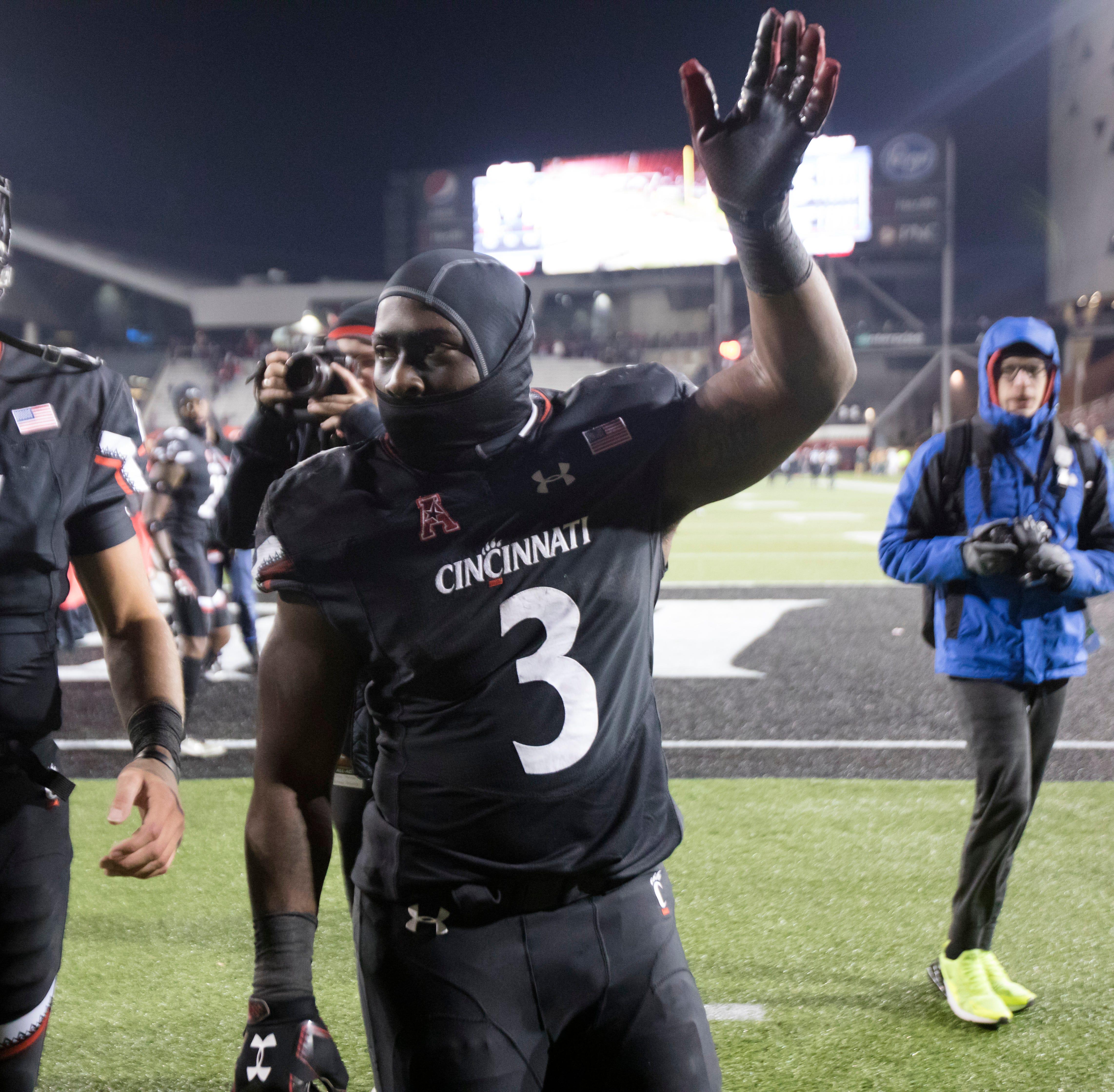 See where Cincinnati Bearcats stand in latest AAC football power rankings