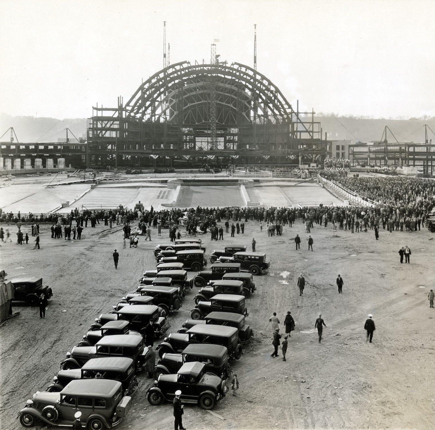 How Union Terminal went from a deteriorating train station to a beloved icon