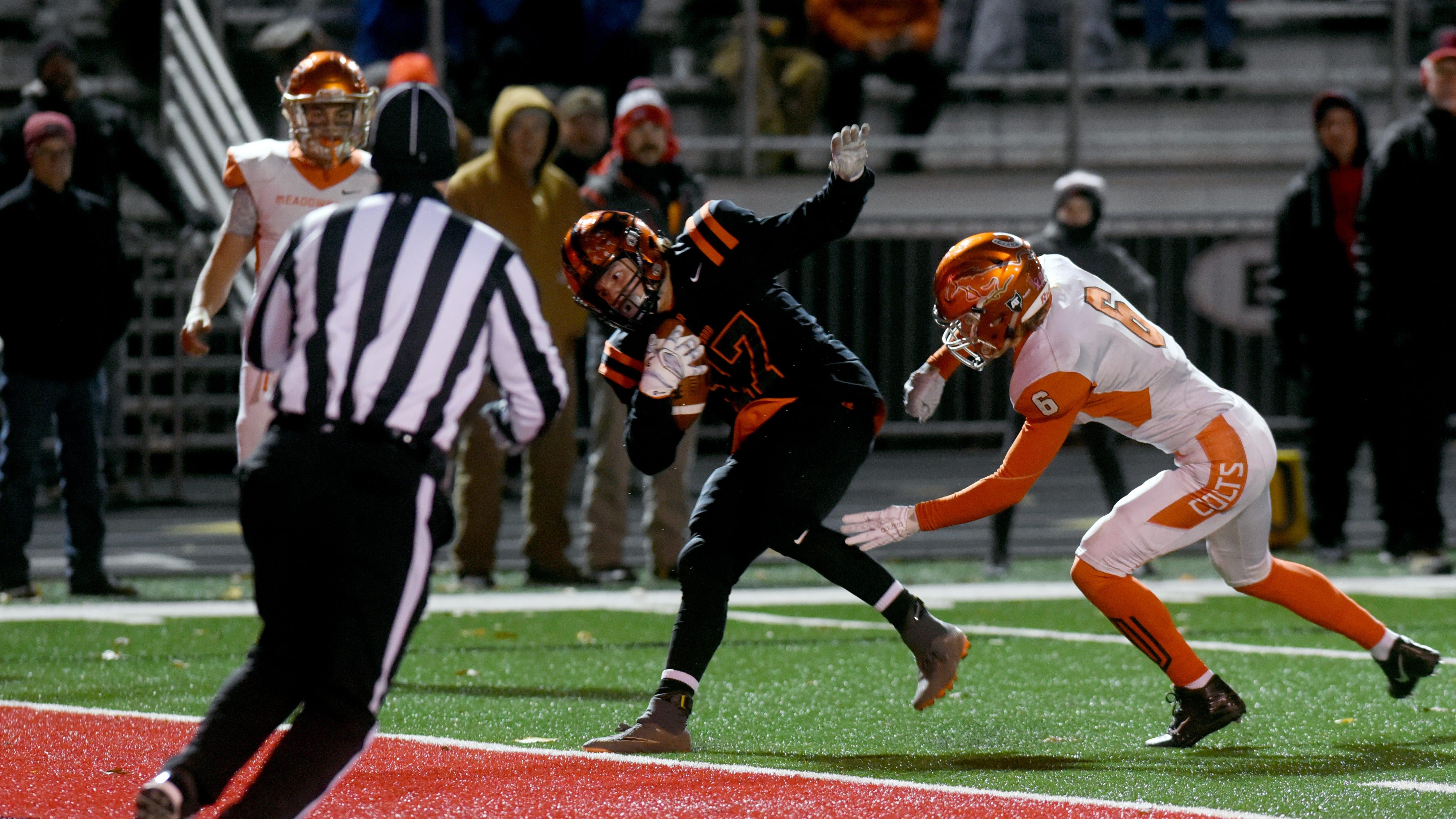 HS Football: Big plays propels Colts past Ridgewood