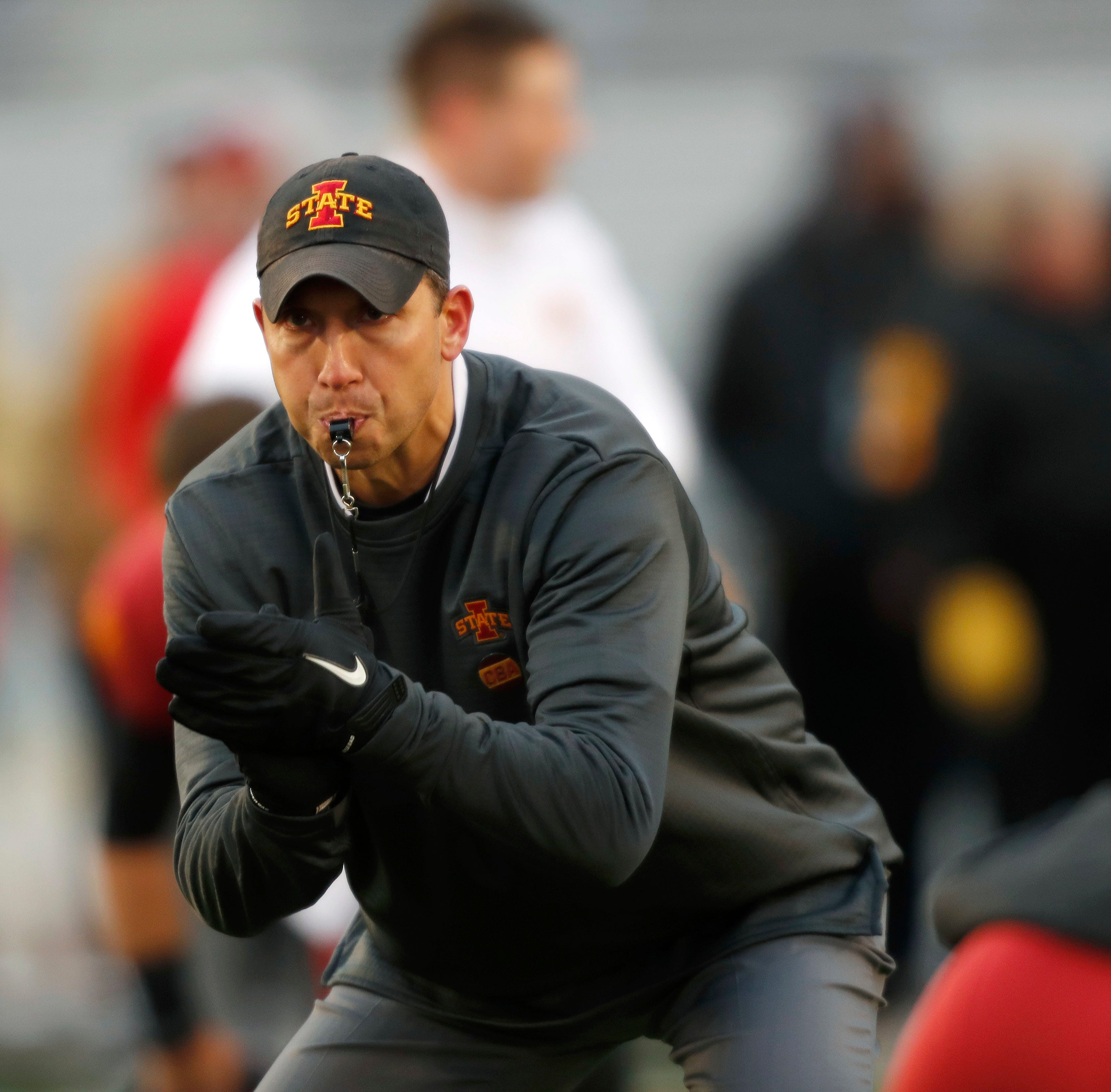 Matt Campbell says Biletnikoff voters 'made a mistake' not including Hakeem Butler