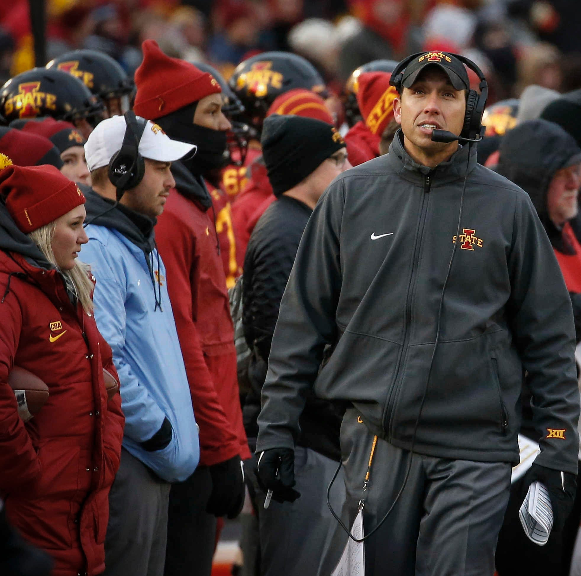 Iowa State still 'hungry' despite no longer being in Big 12 football race
