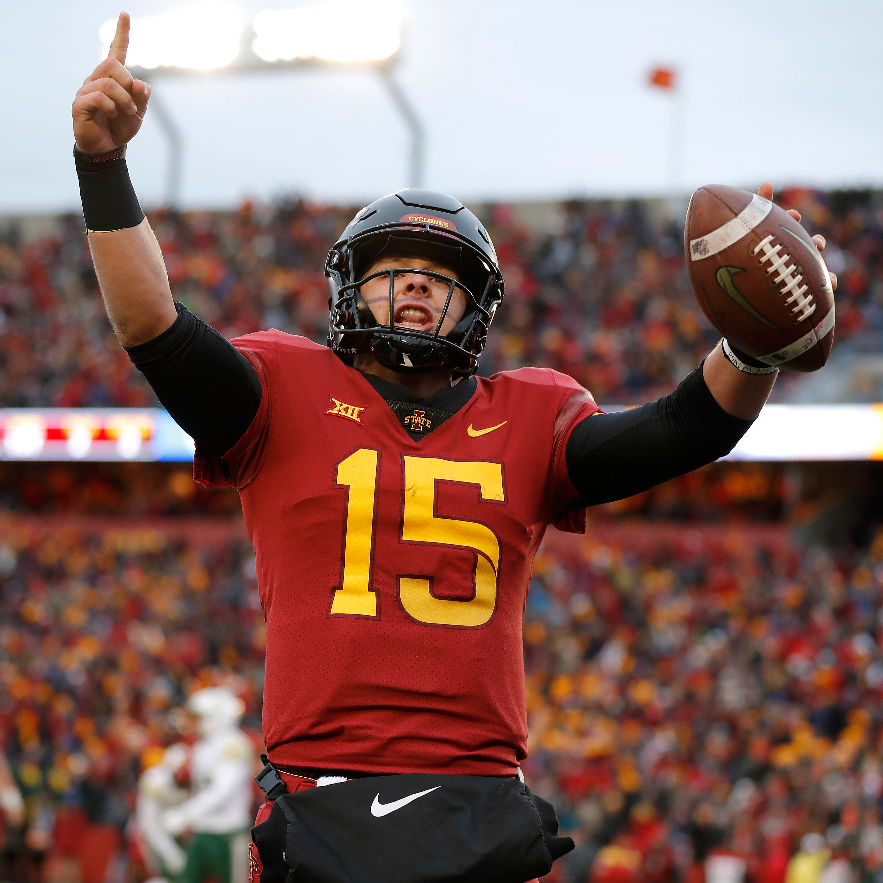 Peterson: Campbell is OK with big Cyclones expectations; his own are high, too