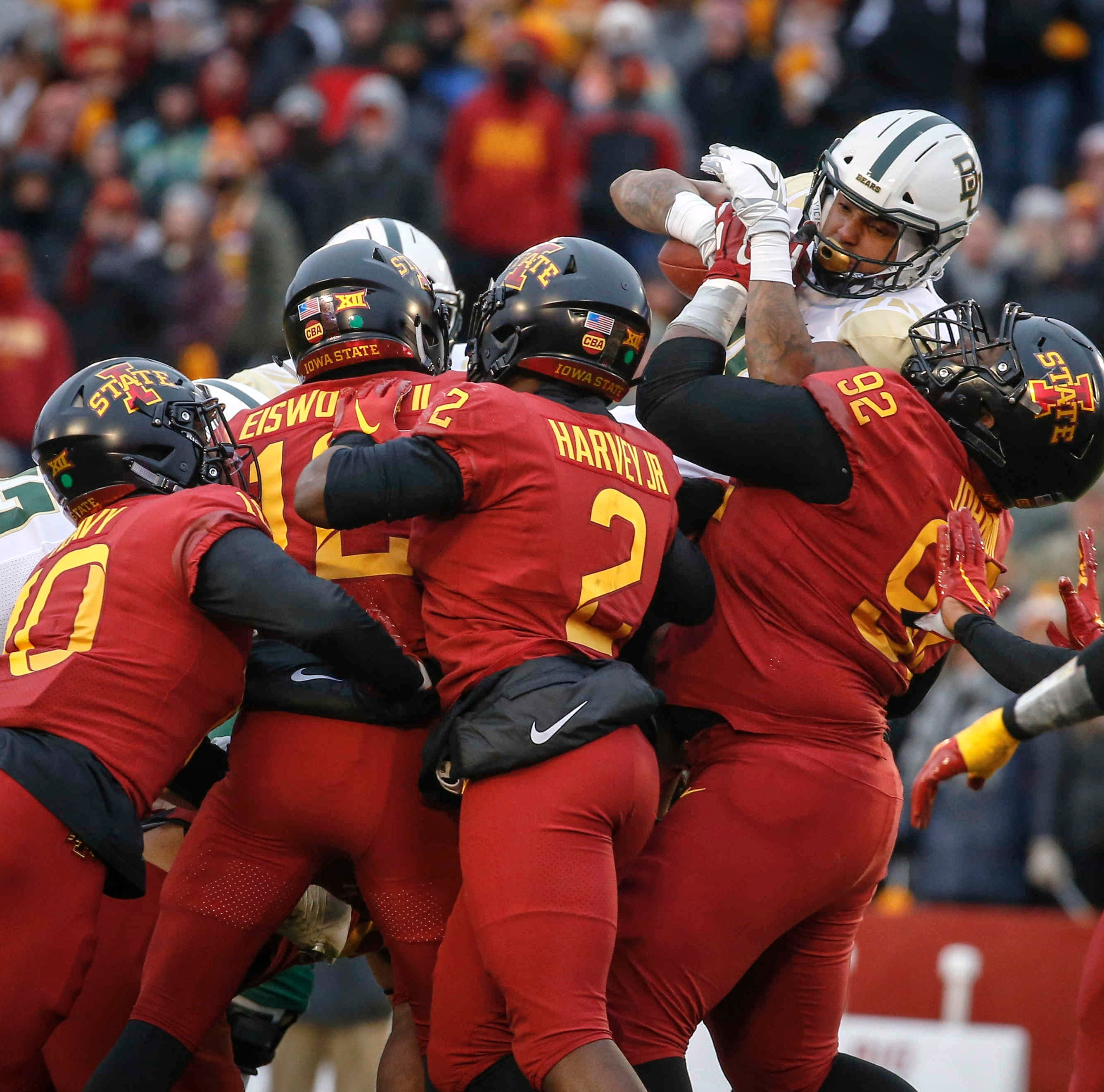 Iowa State football: Live updates of No. 18 Cyclones vs. No. 14 Texas