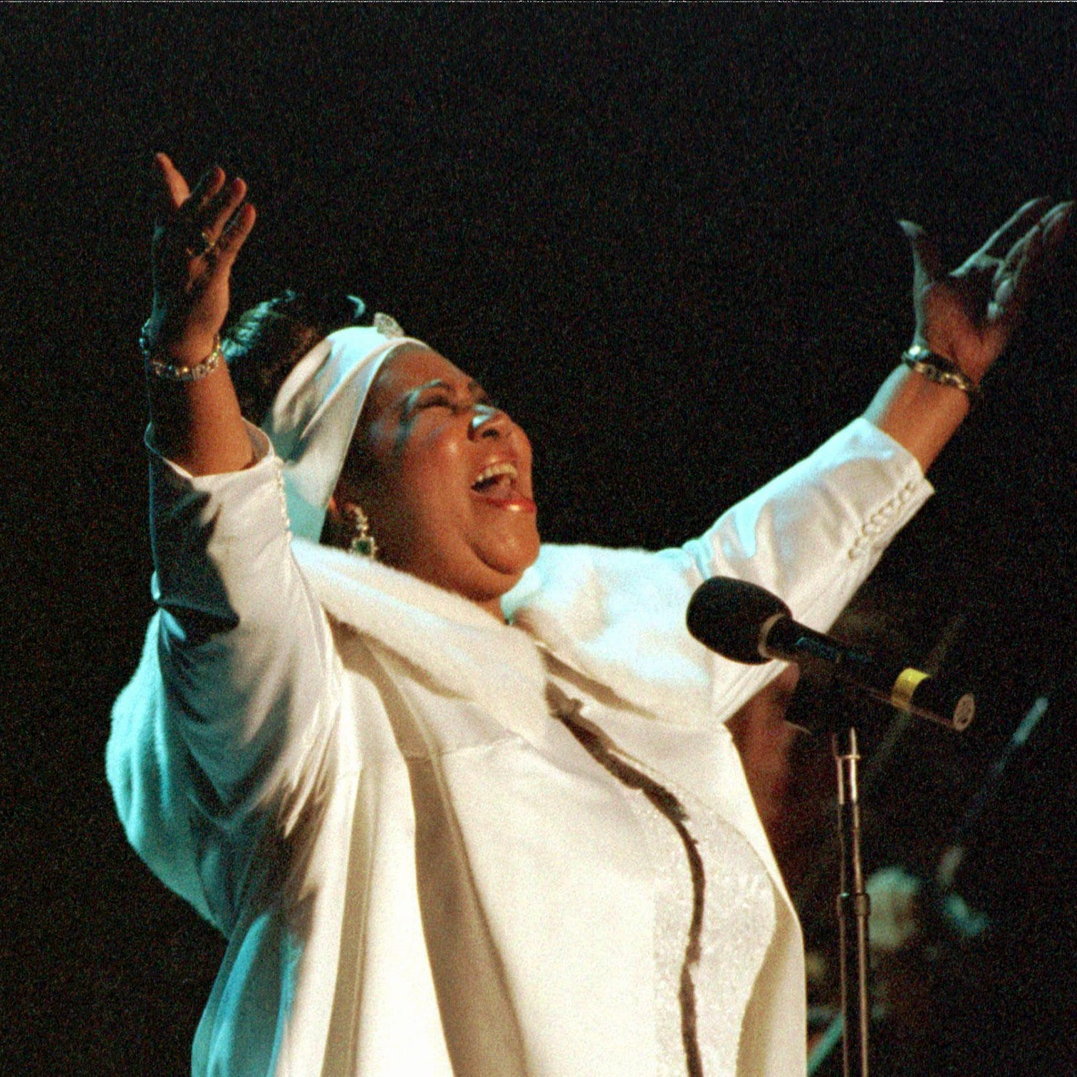 Pulitzer exec on Aretha Franklin's award: Queen of Soul 'reflects the best of the best'