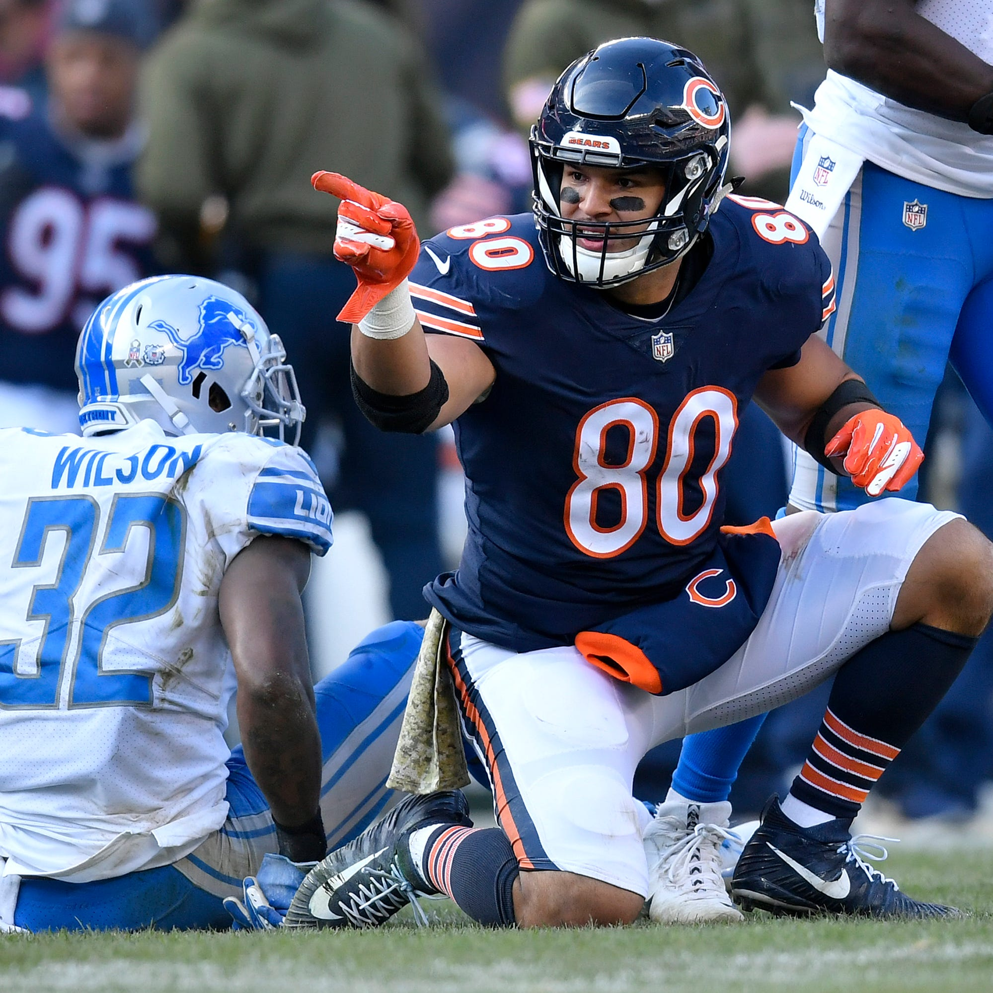 Detroit Lions vs. Bears predictions: Likely not a happy Thanksgiving