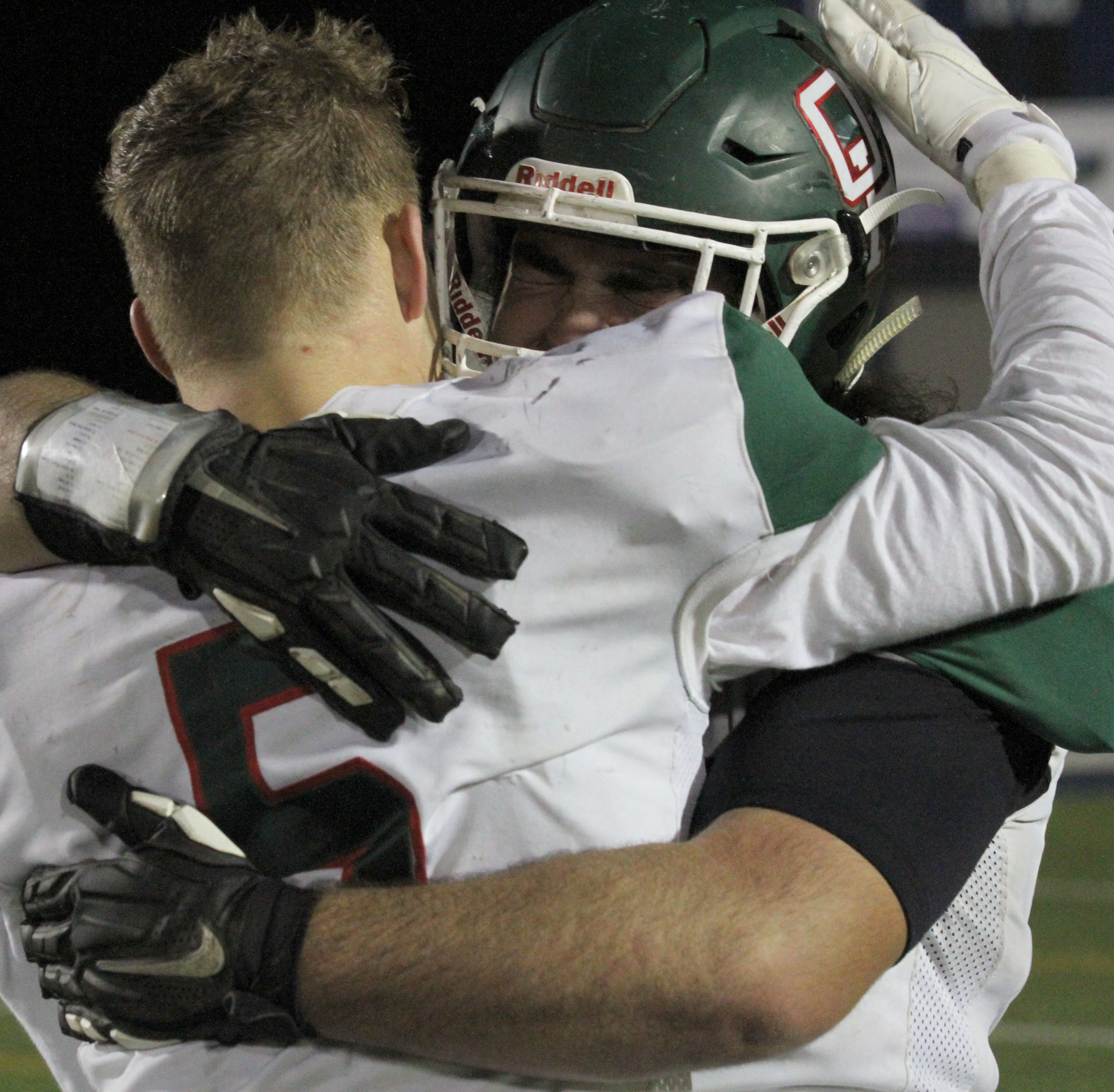 Oak Harbor loses 14-0 to Liberty Center in Week 12