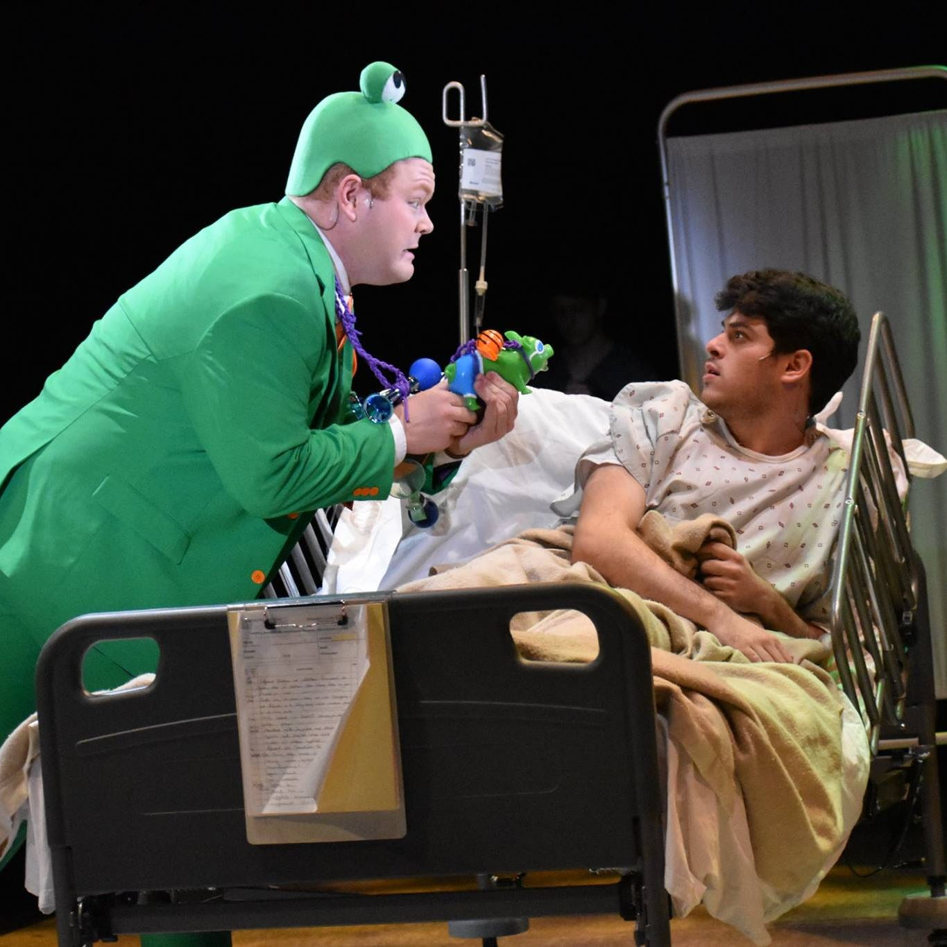 FSU School of Theatre's 'A New Brain' searches for meaning of life through song
