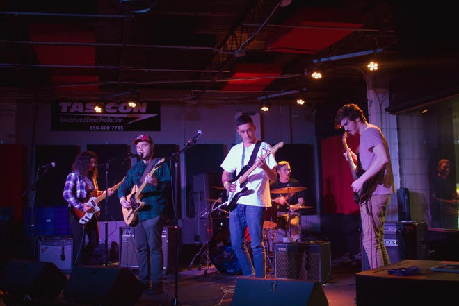 Camp Green Lake began in 2016 by the means of a Craigslist ad. Now a few years in to the venture, the group continues to perform at venues like The Wilbury.