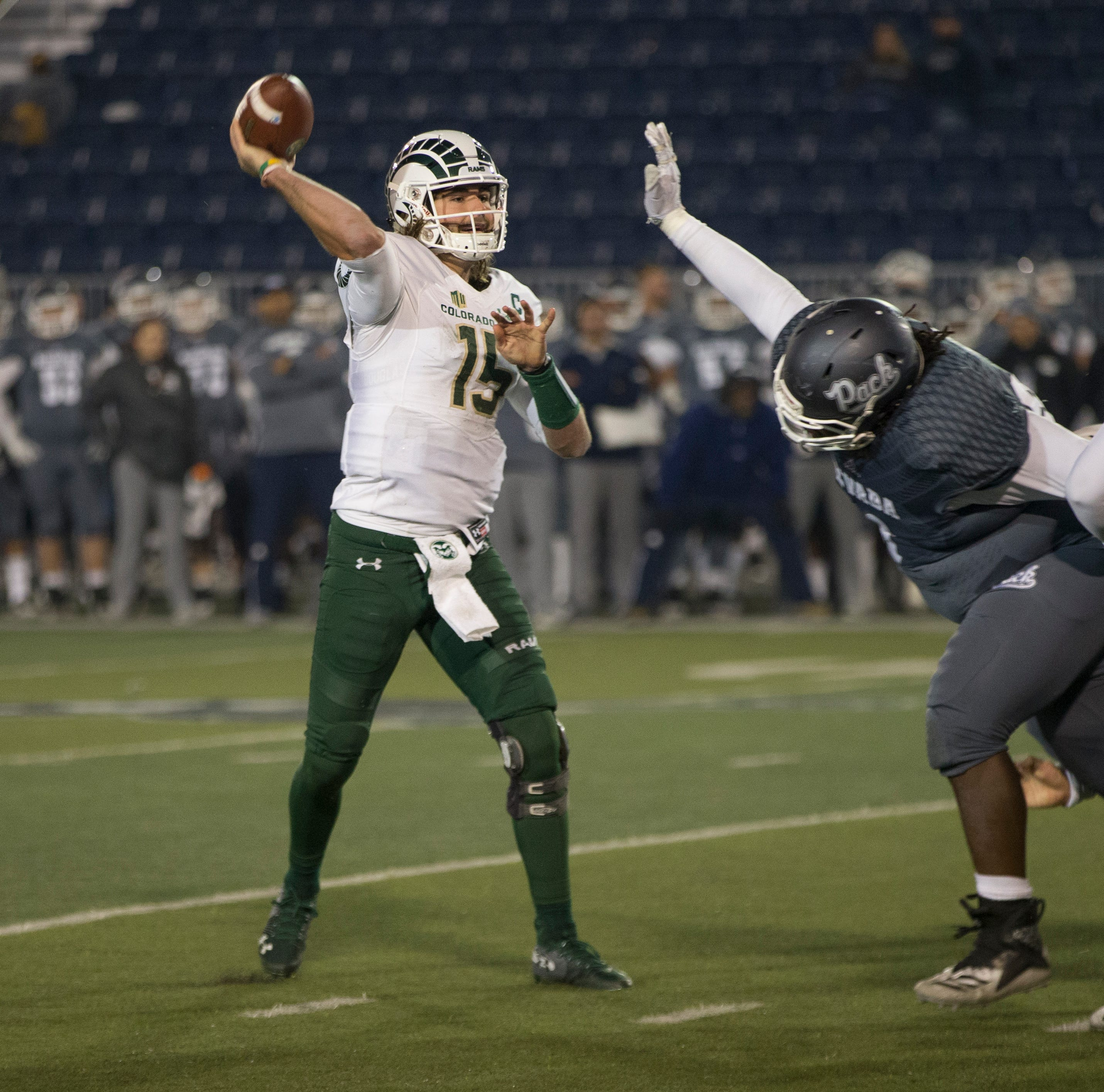 How to watch Utah State at CSU football on TV and online