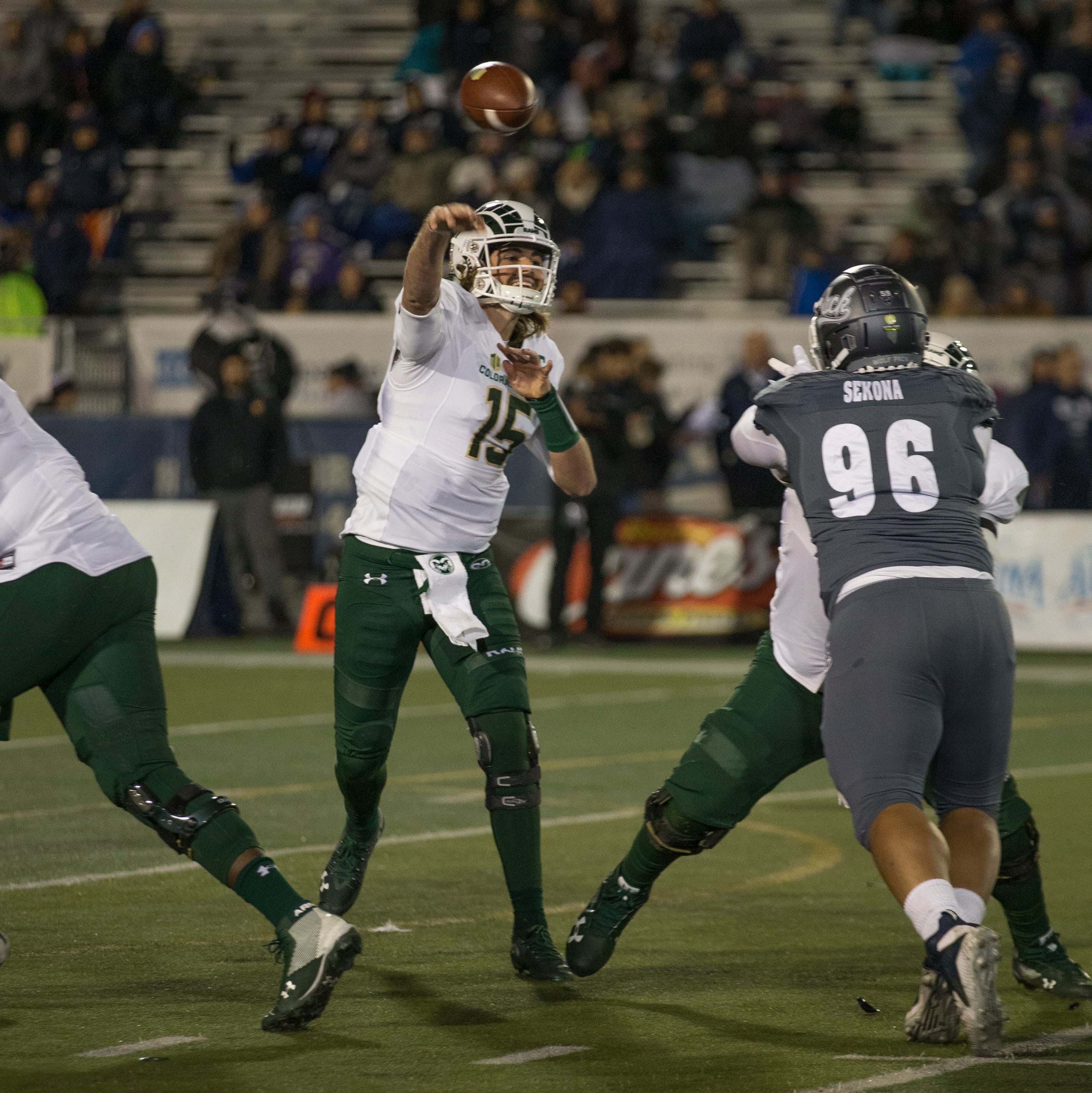 3 thoughts as Colorado State University football team is embarrassed by Nevada