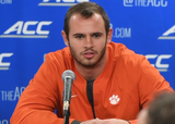 Hunter Renfrow after win over Boston College