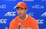 Dabo Swinney Boston College post game press conference