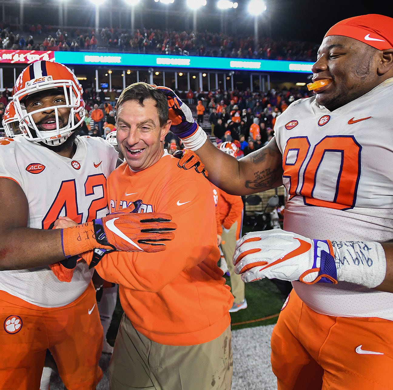Clemson's Fridge Package is more than a playful gimmick