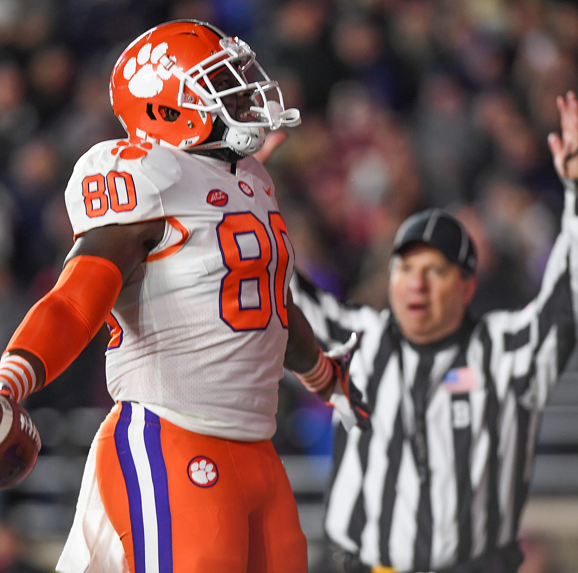 Clemson football players realize Senior Day will be rewarding yet bittersweet