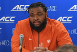 Christian Wilkins after Boston College win