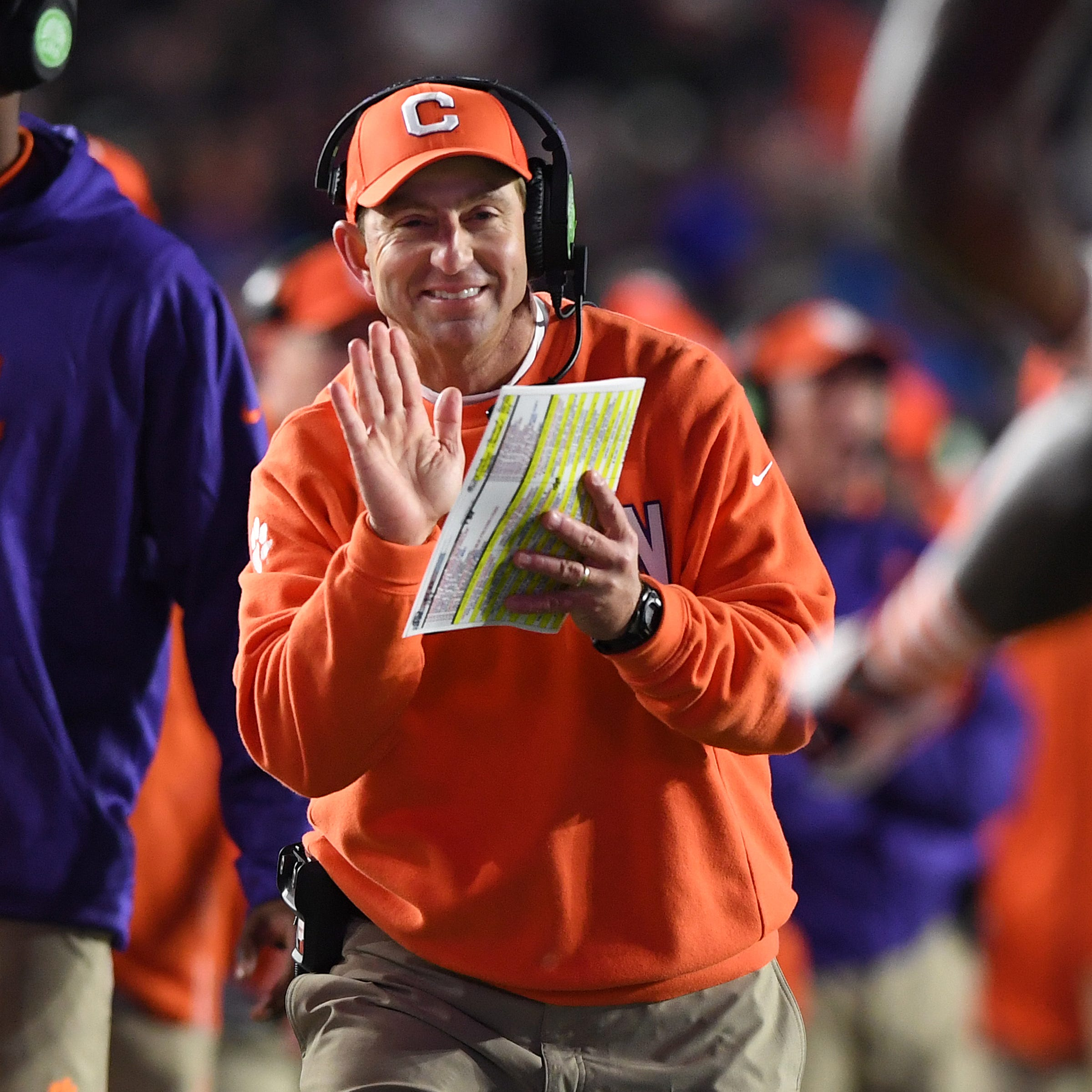 Clemson should be most concerned about these 5 things about Duke