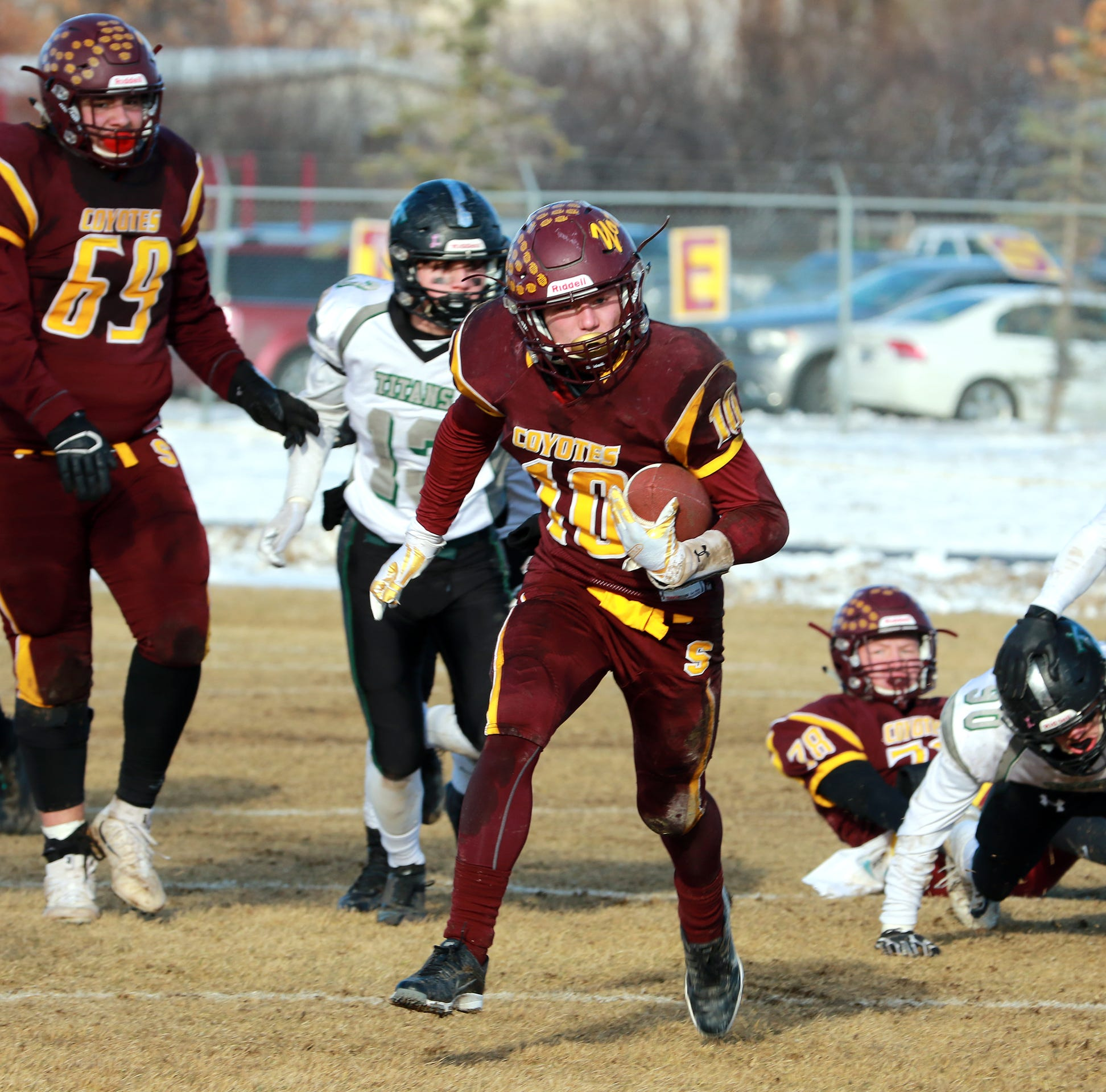 Flint Creek drops Shelby, moves on to Eight-Man state title game again