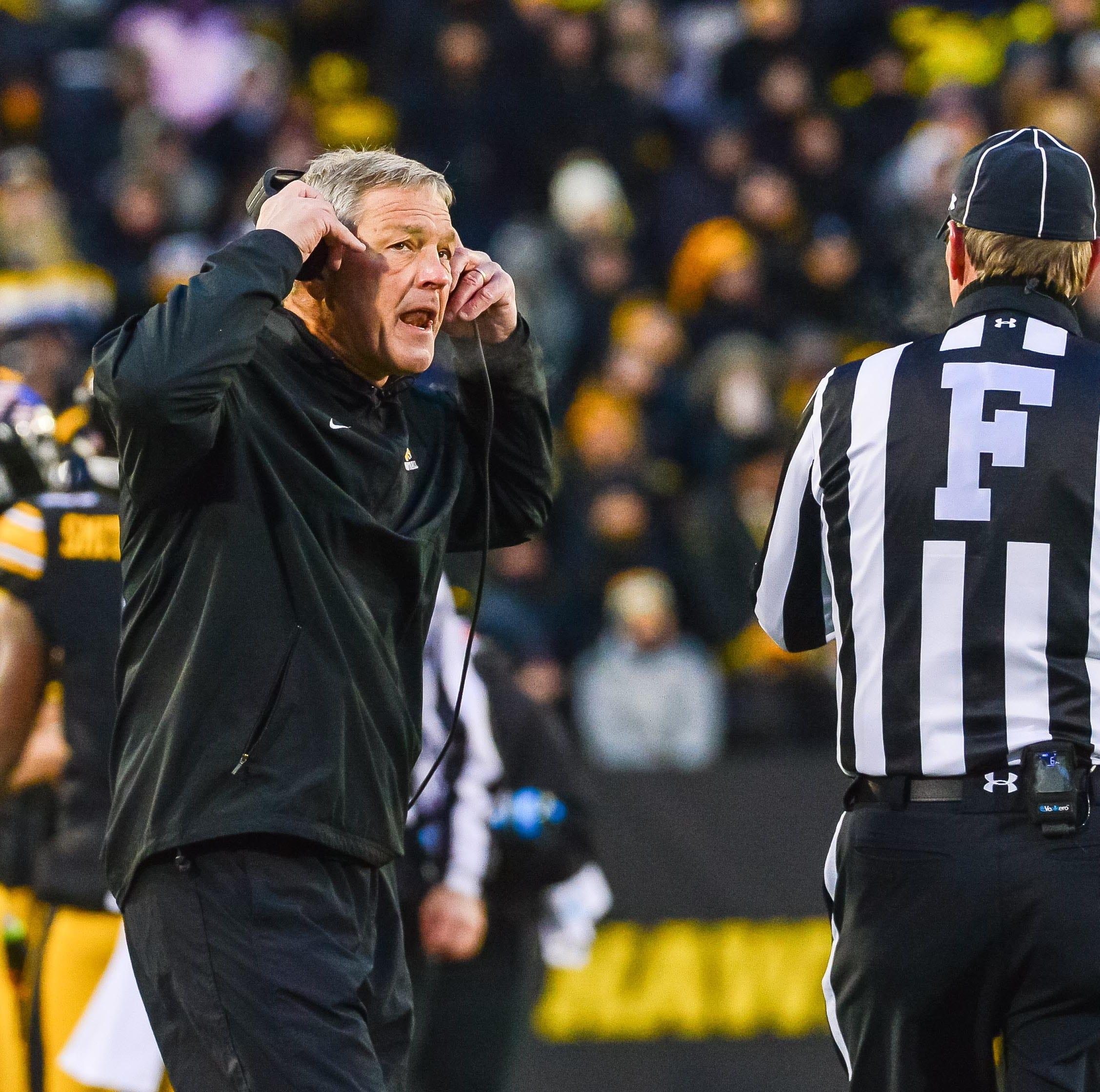 Iowa football: Concrete answers hard to find amid Hawkeyes' November skid