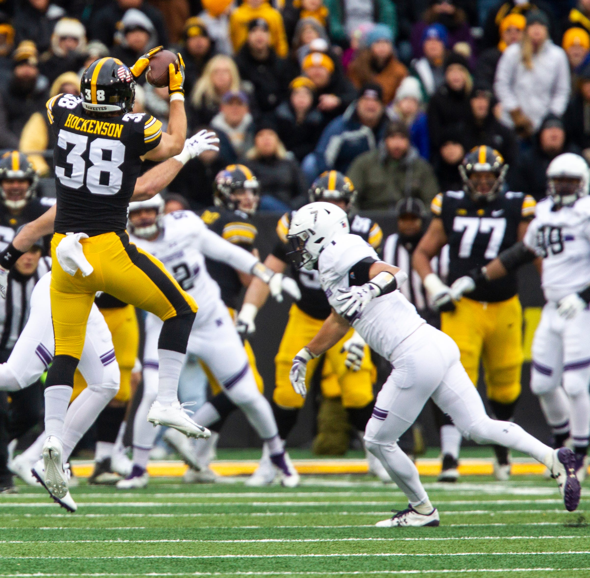 Inconsistent Iowa offense gets a perfect matchup in leaky Illinois defense