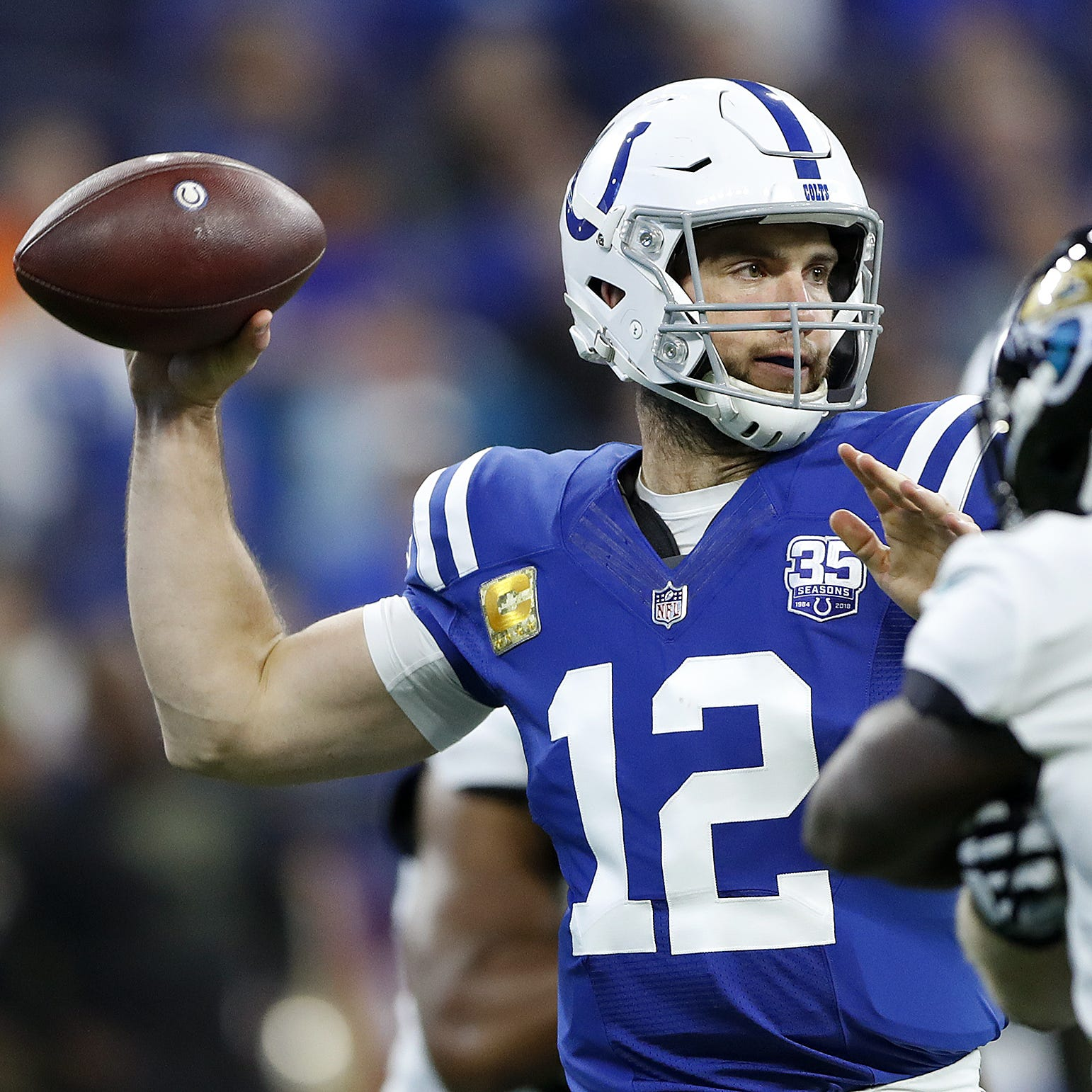Colts' first forced turnover gives them 29-26 win over Jaguars