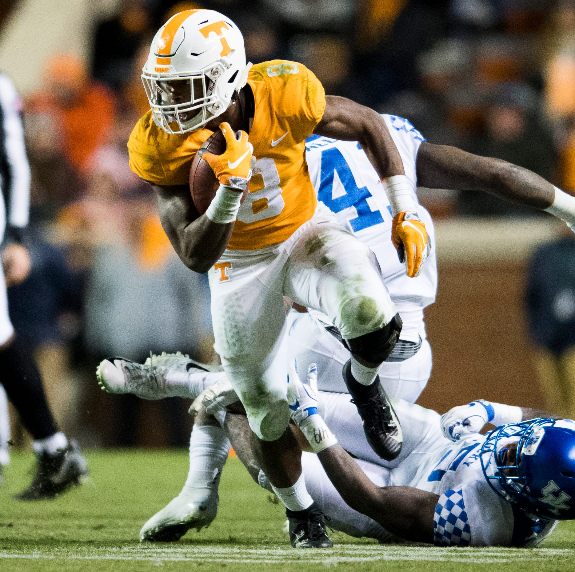 UT Vols' 2019 recruiting class needs an elite running back