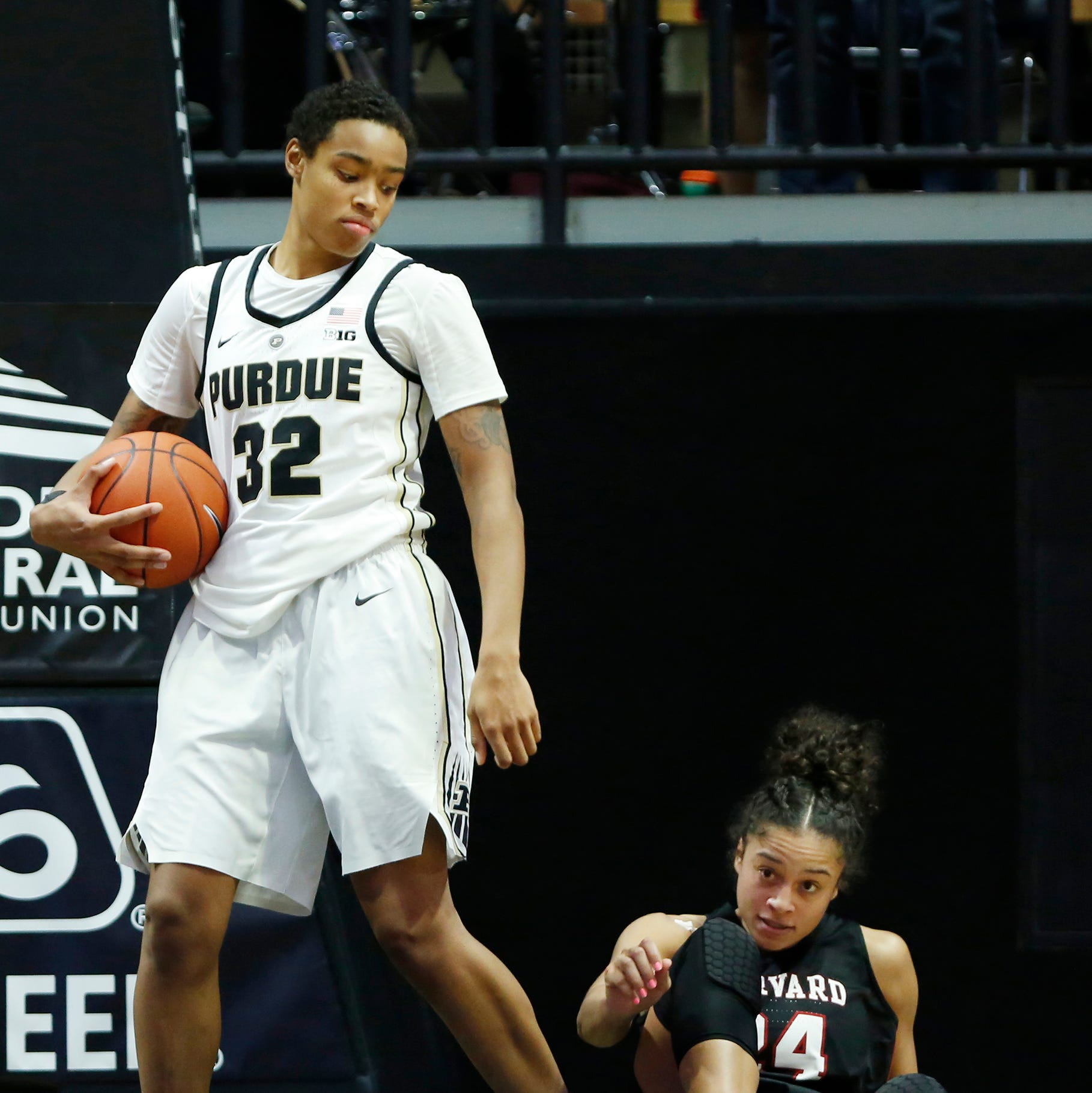 Purdue women's basketball 66, Harvard 65 | What we learned