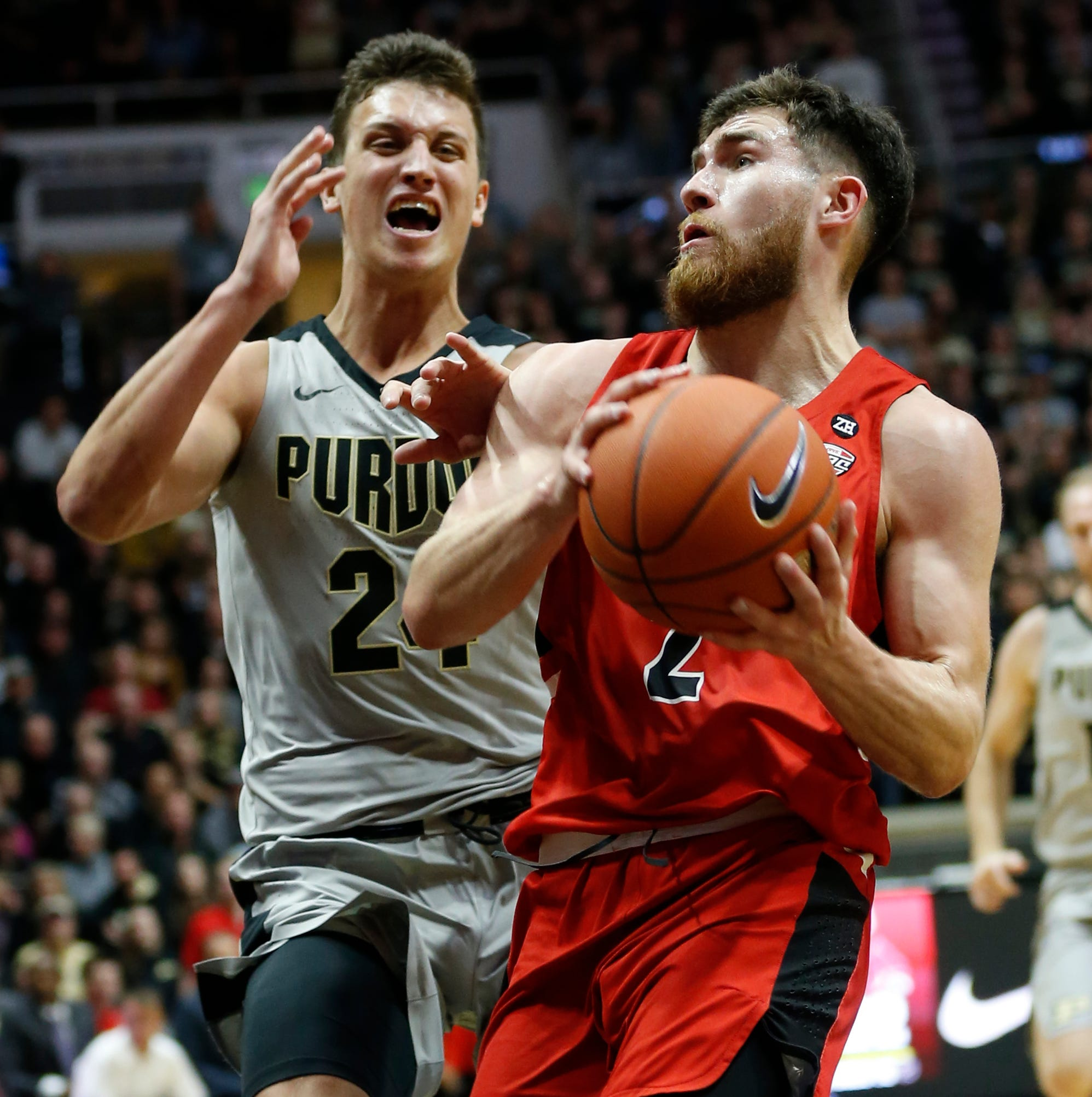 Ball State basketball leaves Purdue feeling disappointed but optimistic about future