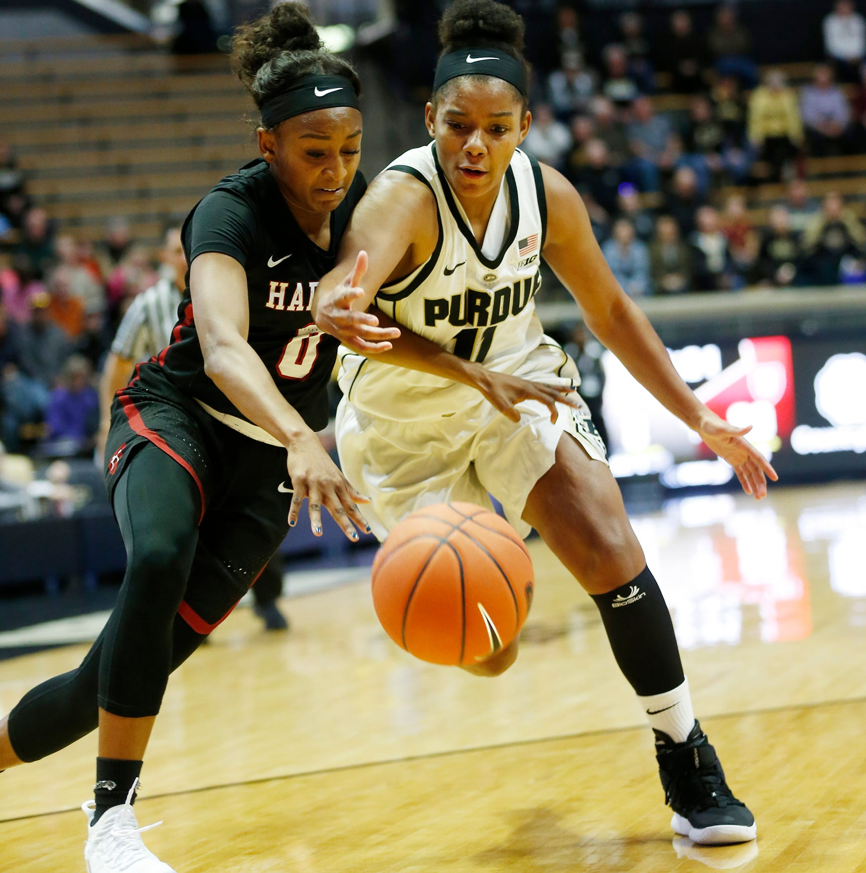 Scouting Western Illinois at Purdue women's basketball