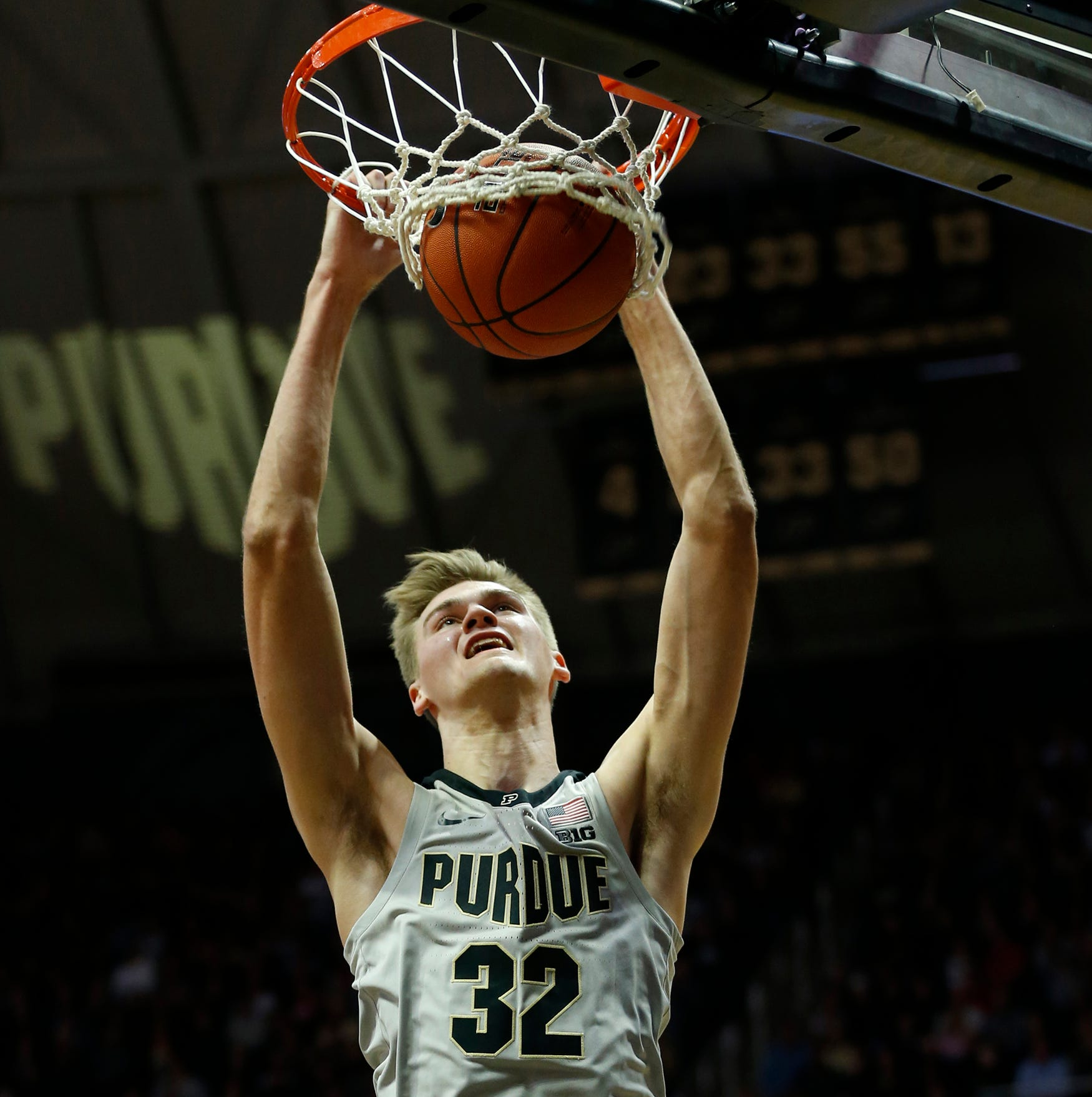 No. 24 Purdue basketball pulls away for 84-75 victory over Ball State