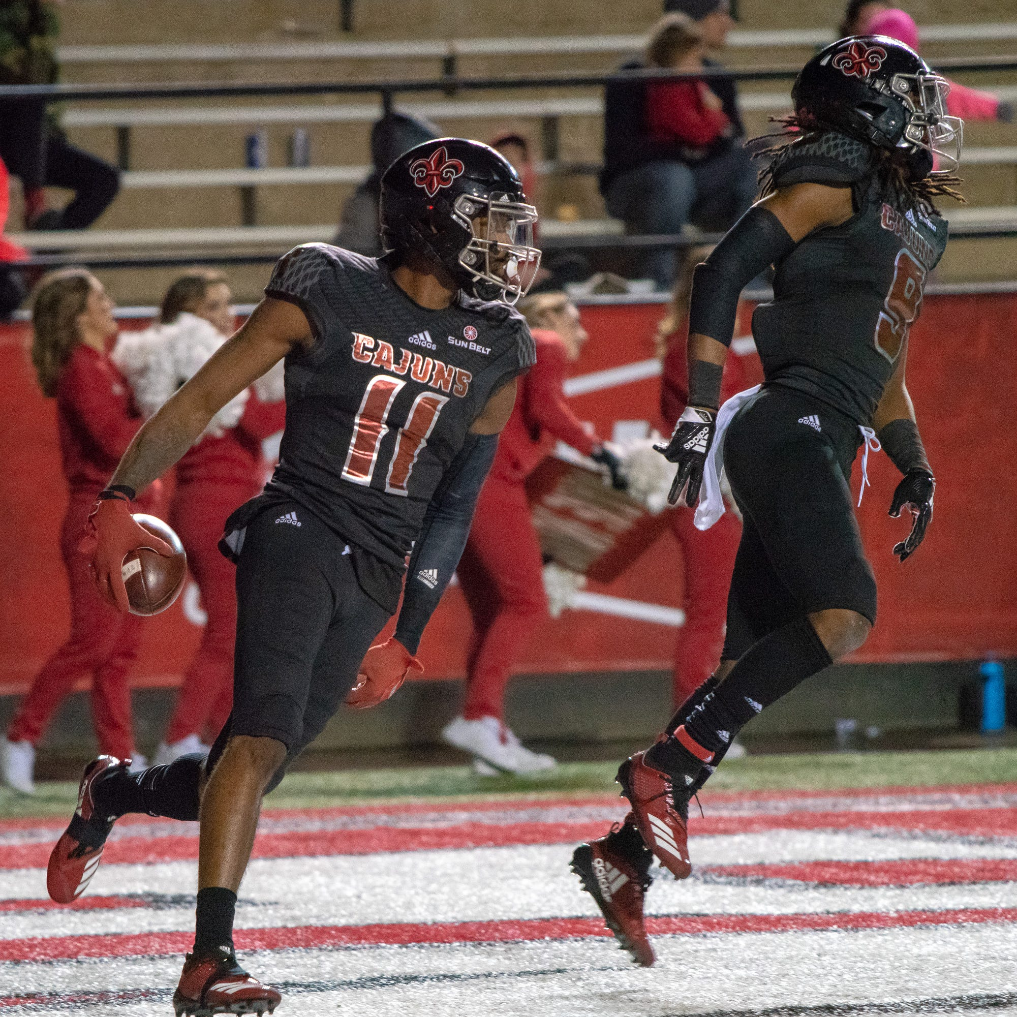 Defense brightens Cajuns' outlook in win