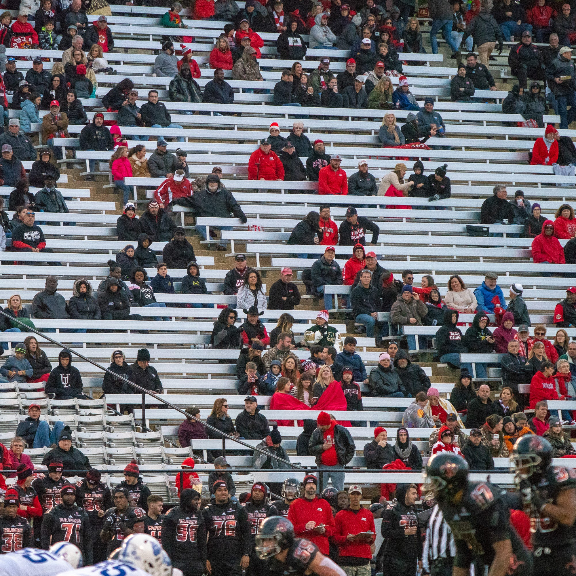 UL's balancing act: Attracting fans while elevating the program
