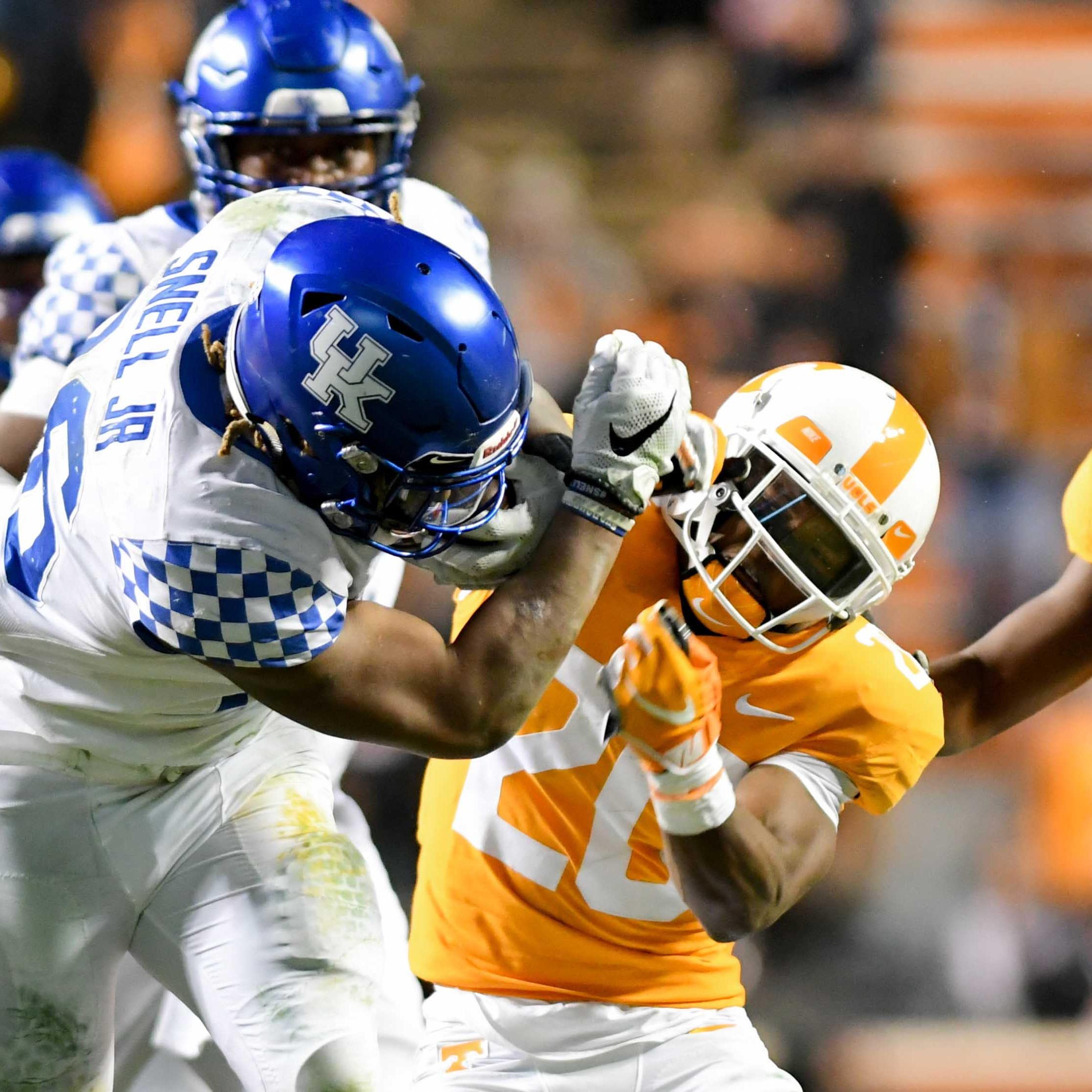 SEC Rewind Week 11: LSU, Florida win and don't make bettors happy
