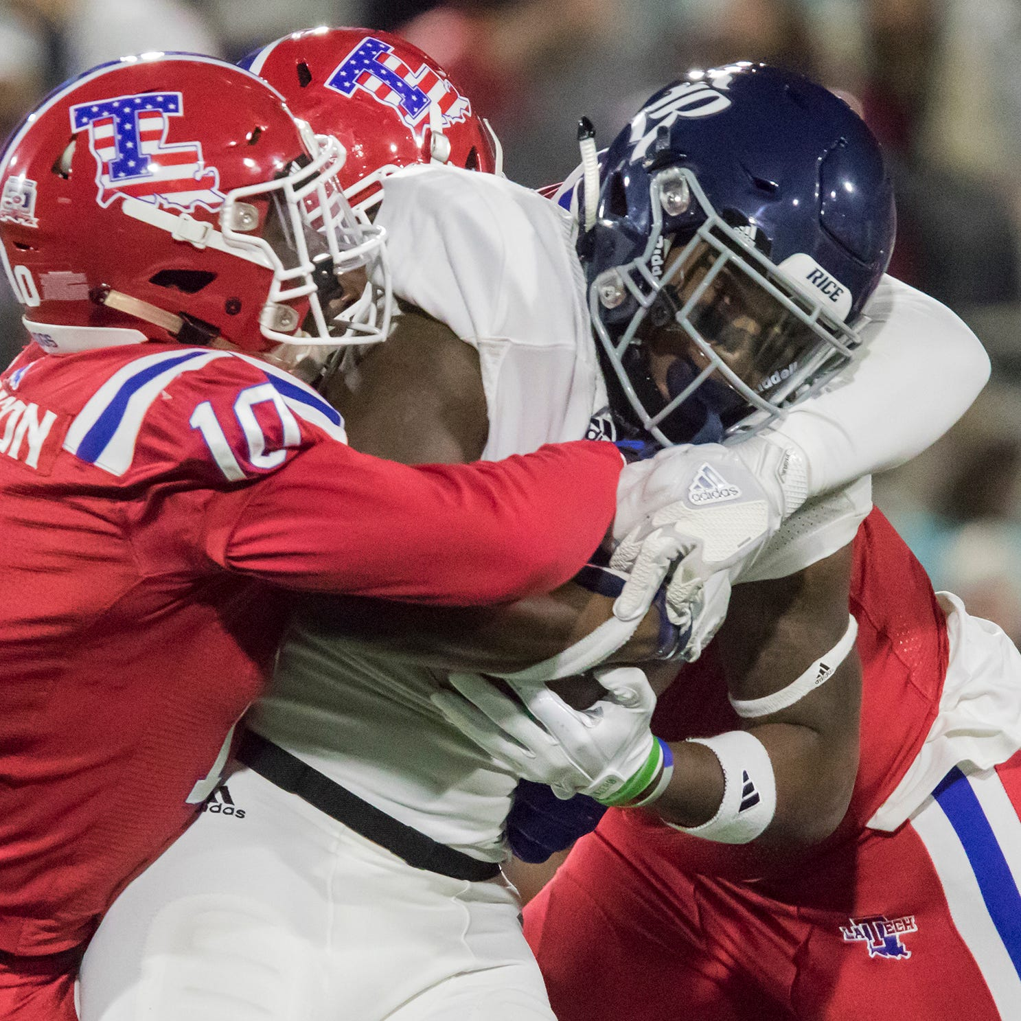 C-USA moves two LA Tech football games to Friday night in 2019