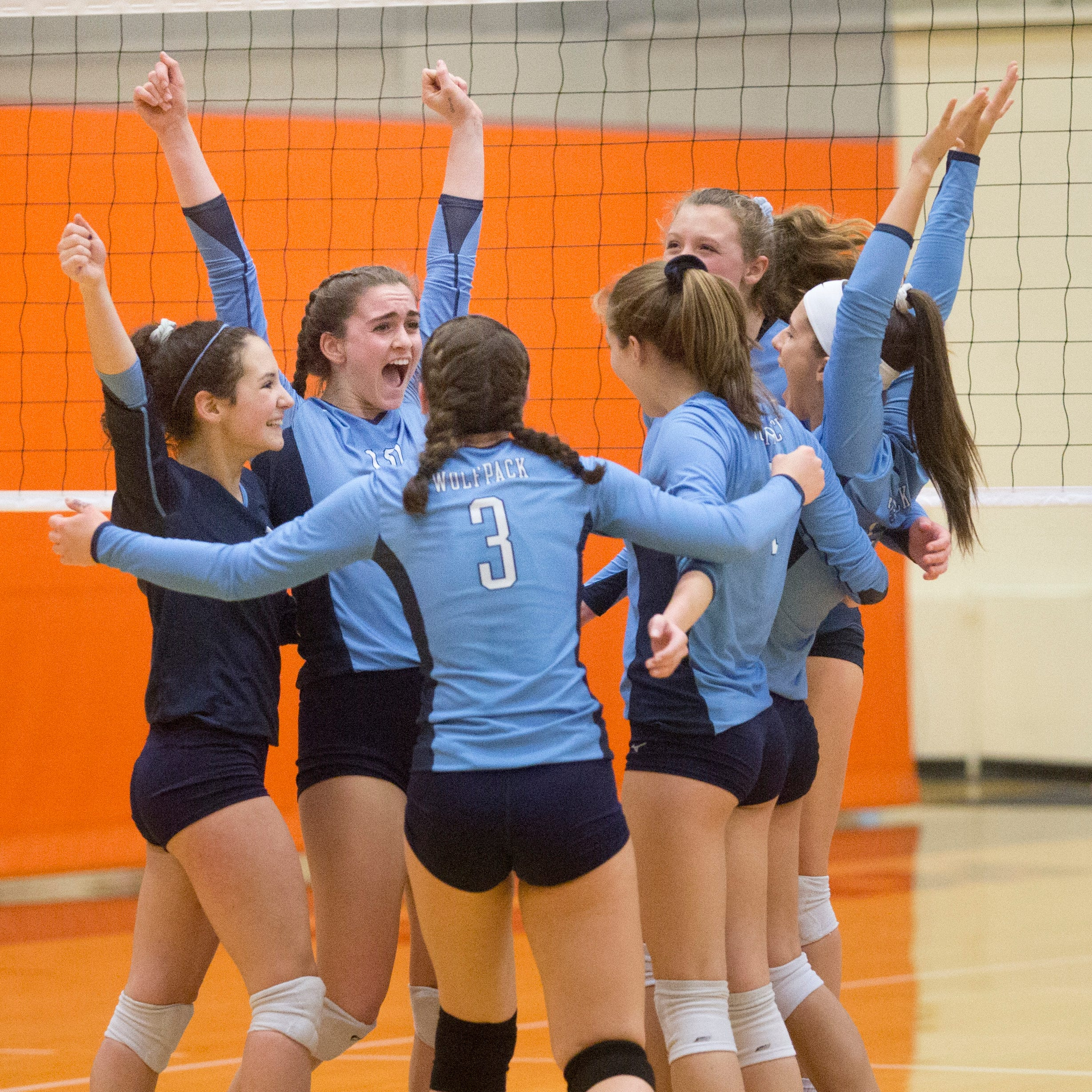 West Morris  upsets Old Tappan to win Group III volleyball title