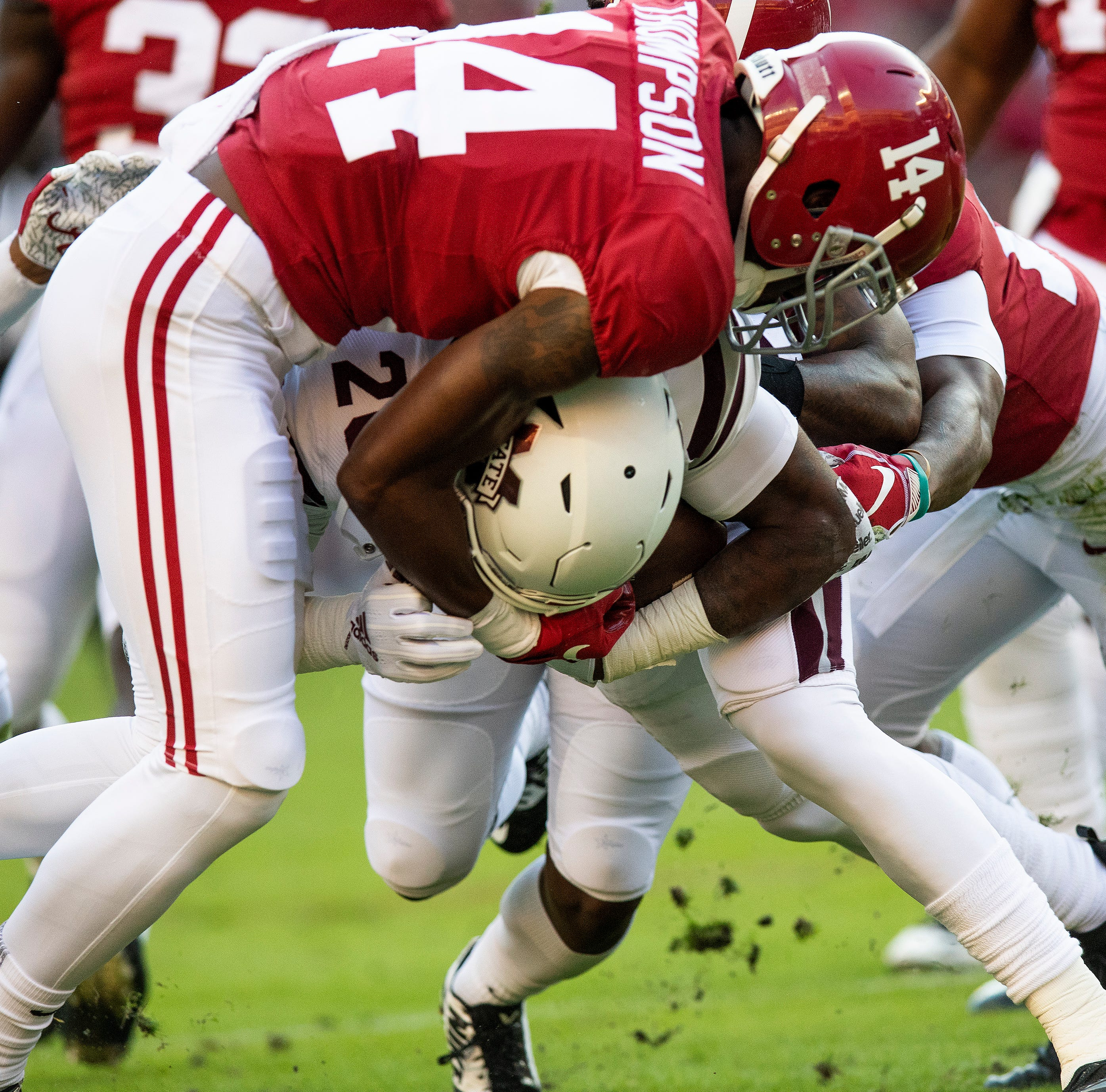 Crimson Tide faced best defense this year in 'narrow' 24-0 win over Mississippi State