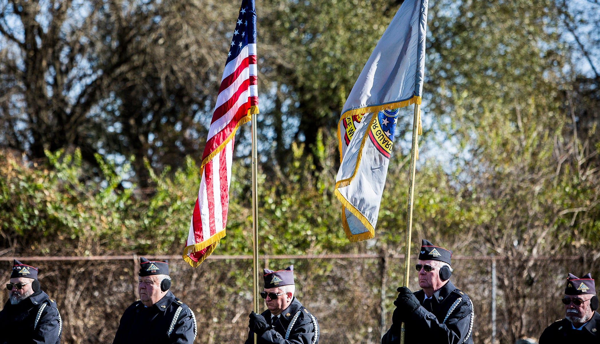 Veterans Day programs planned for Wednesday