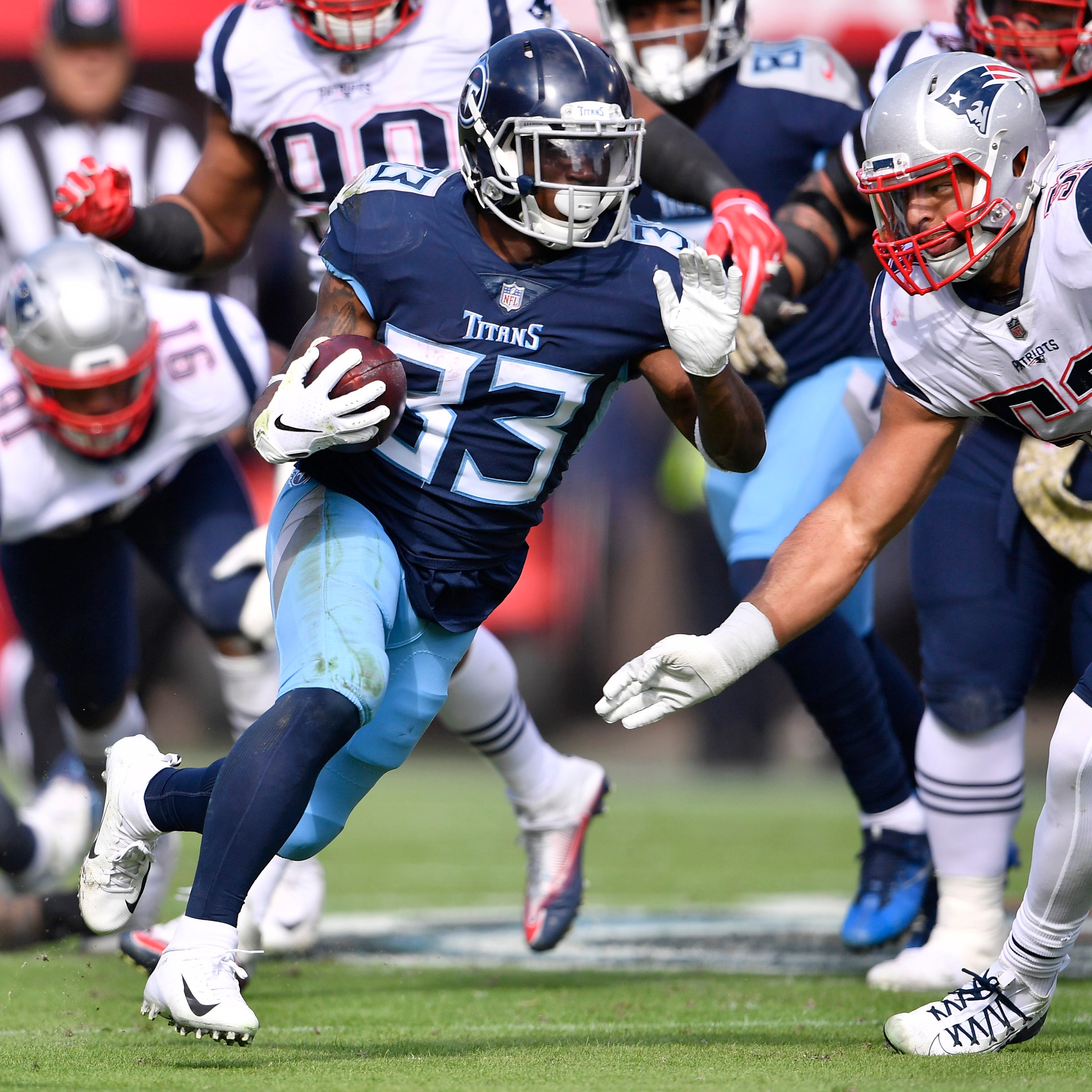 Titans-Patriots: Bill Belichick responds to Titans RB Dion Lewis' comments