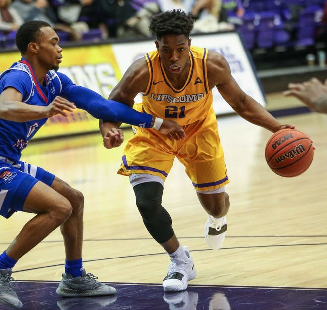 Lipscomb's Kenny Cooper scored a career-high 24 points in an 89-76 win Saturday over Tennessee State at Allen Arena.