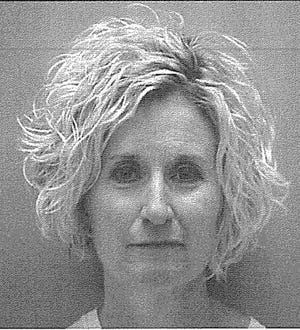 Nashville police detective Sandra Luther was arrested early Saturday after allegedly crashing her pickup truck while driving drunk.