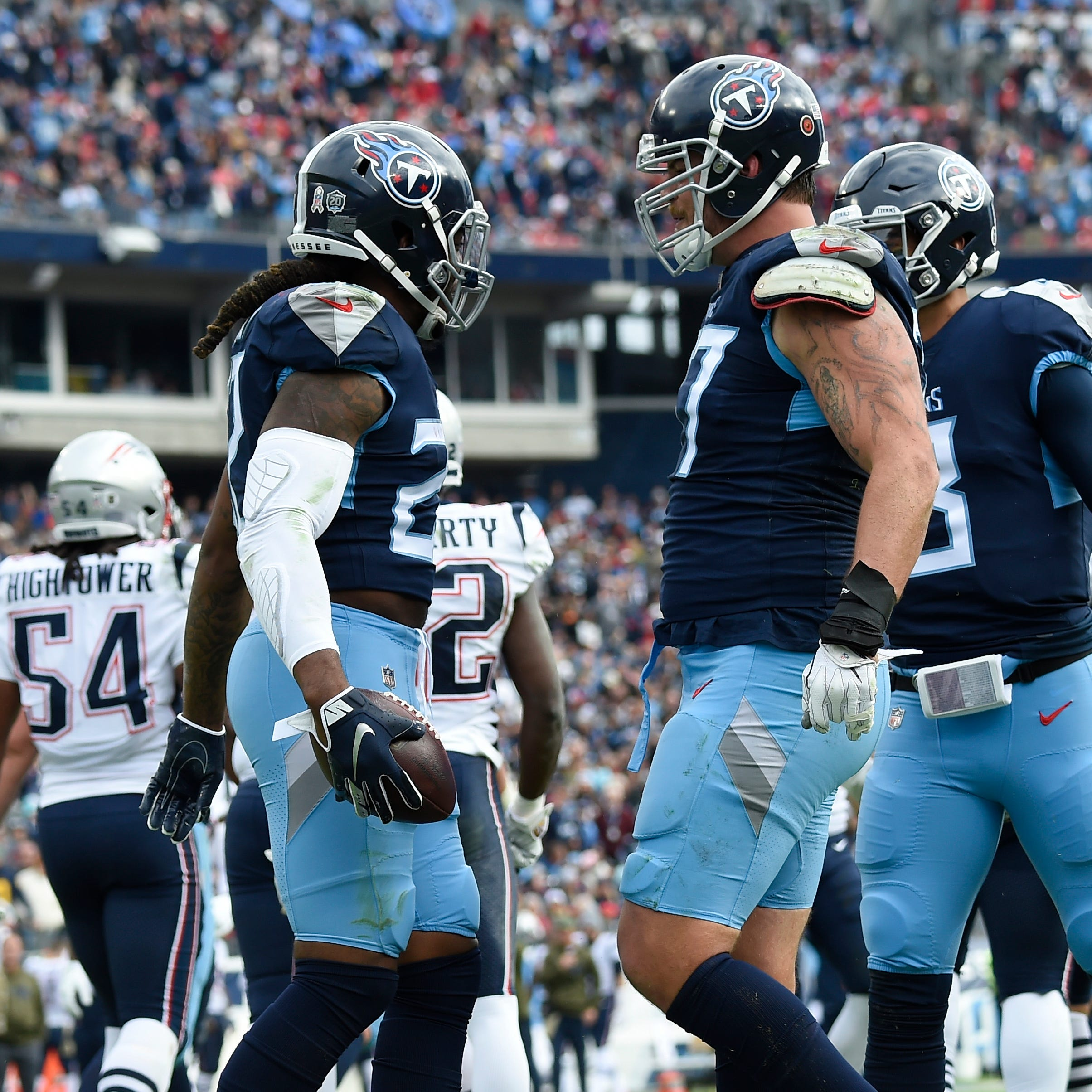 Titans 34, Patriots 10: Five things to know from a convincing win