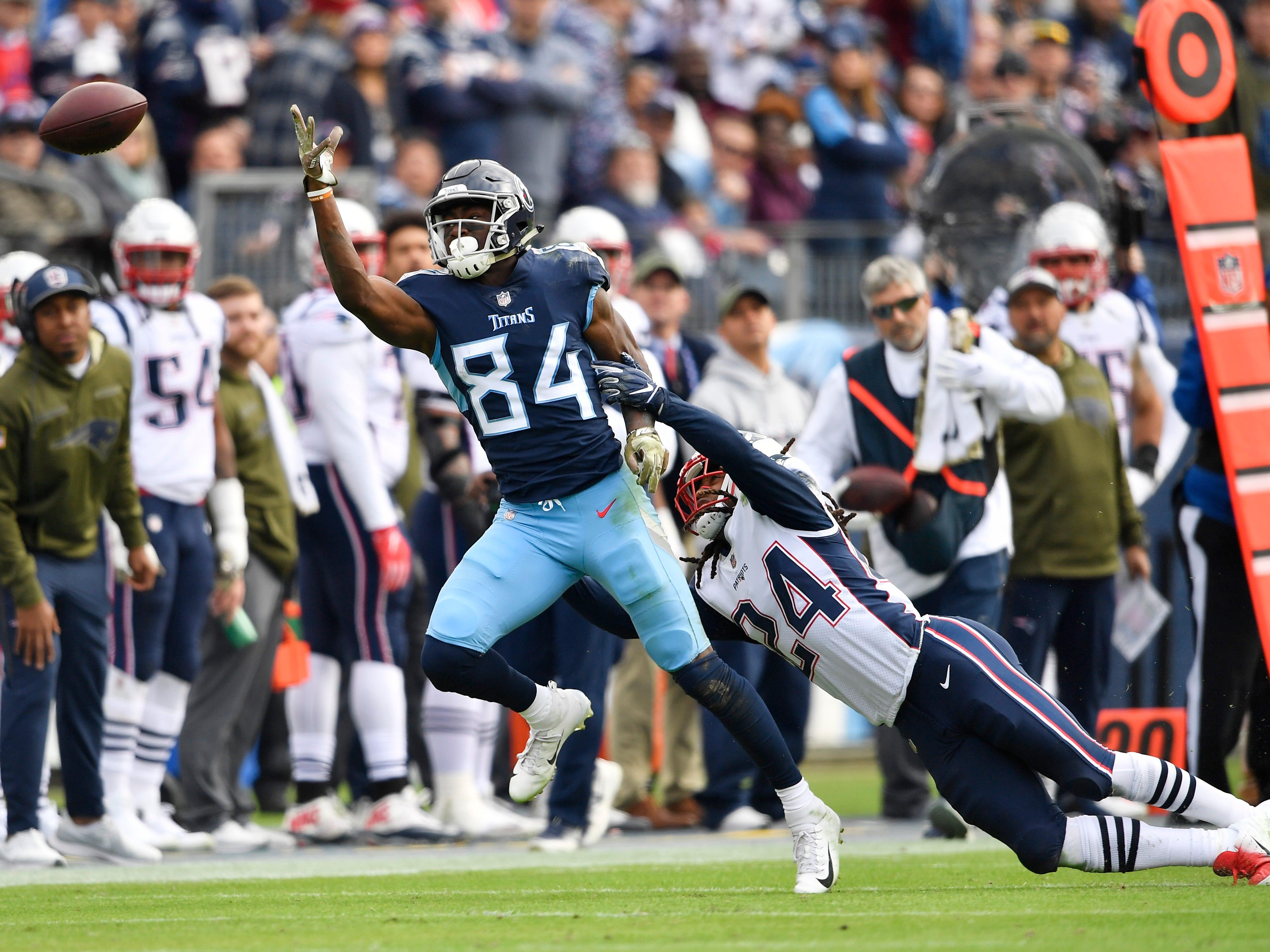 Titans 34, Patriots 10: 60-second recap and you know it all