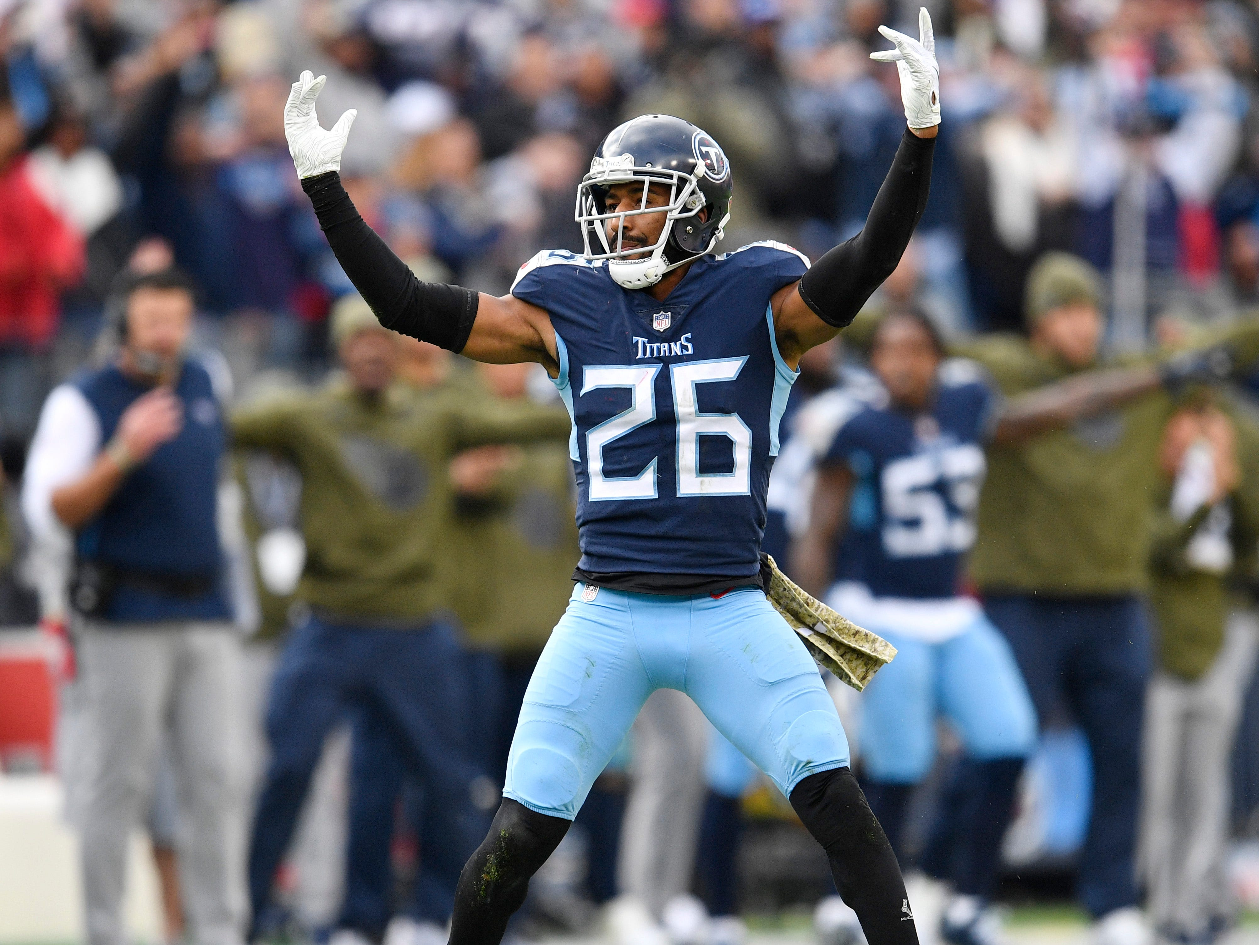 Tennessee Titans: 5 reasons why they are primed for a playoff berth