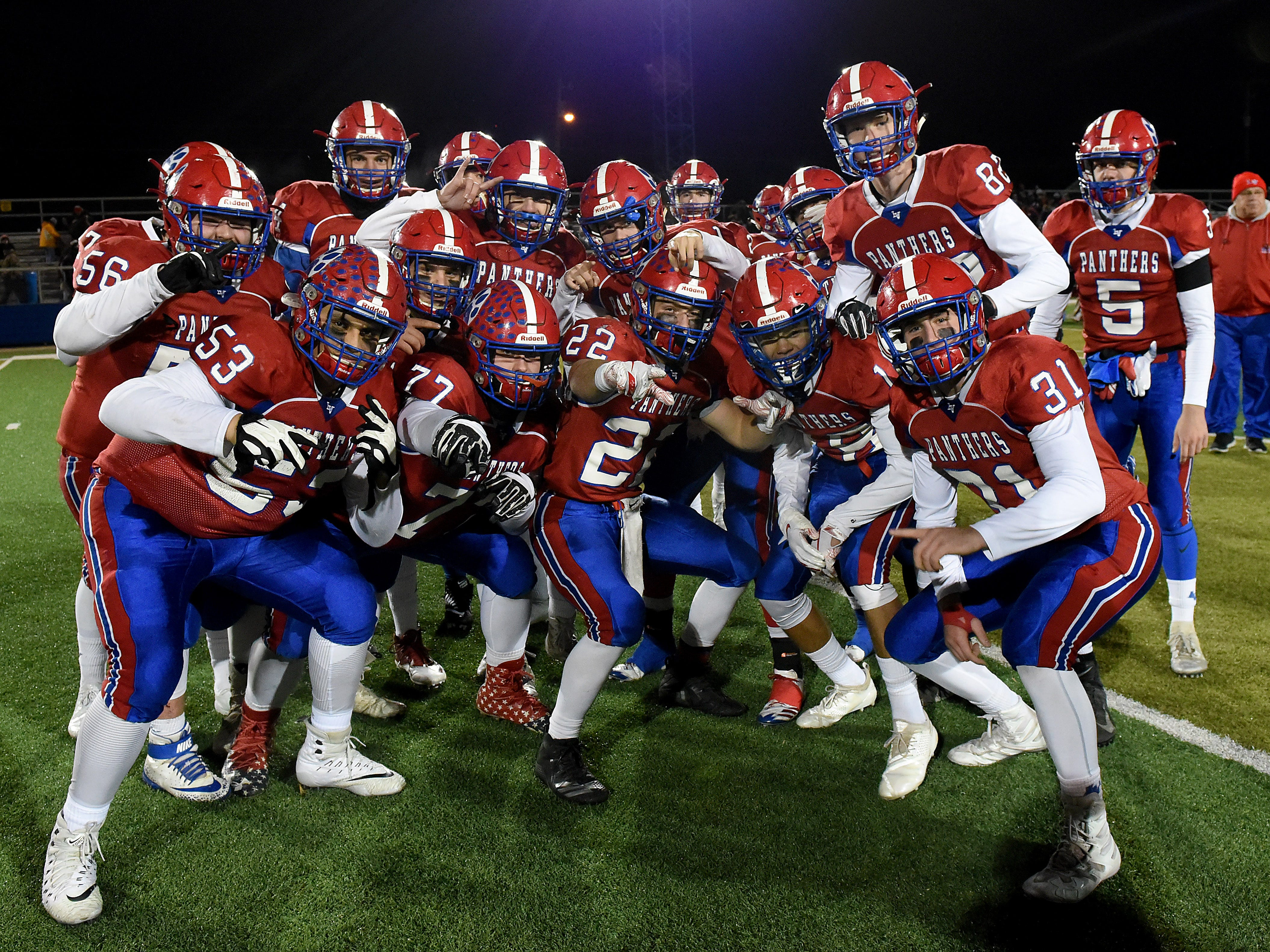 Licking Valley, Johnstown playing for regional titles