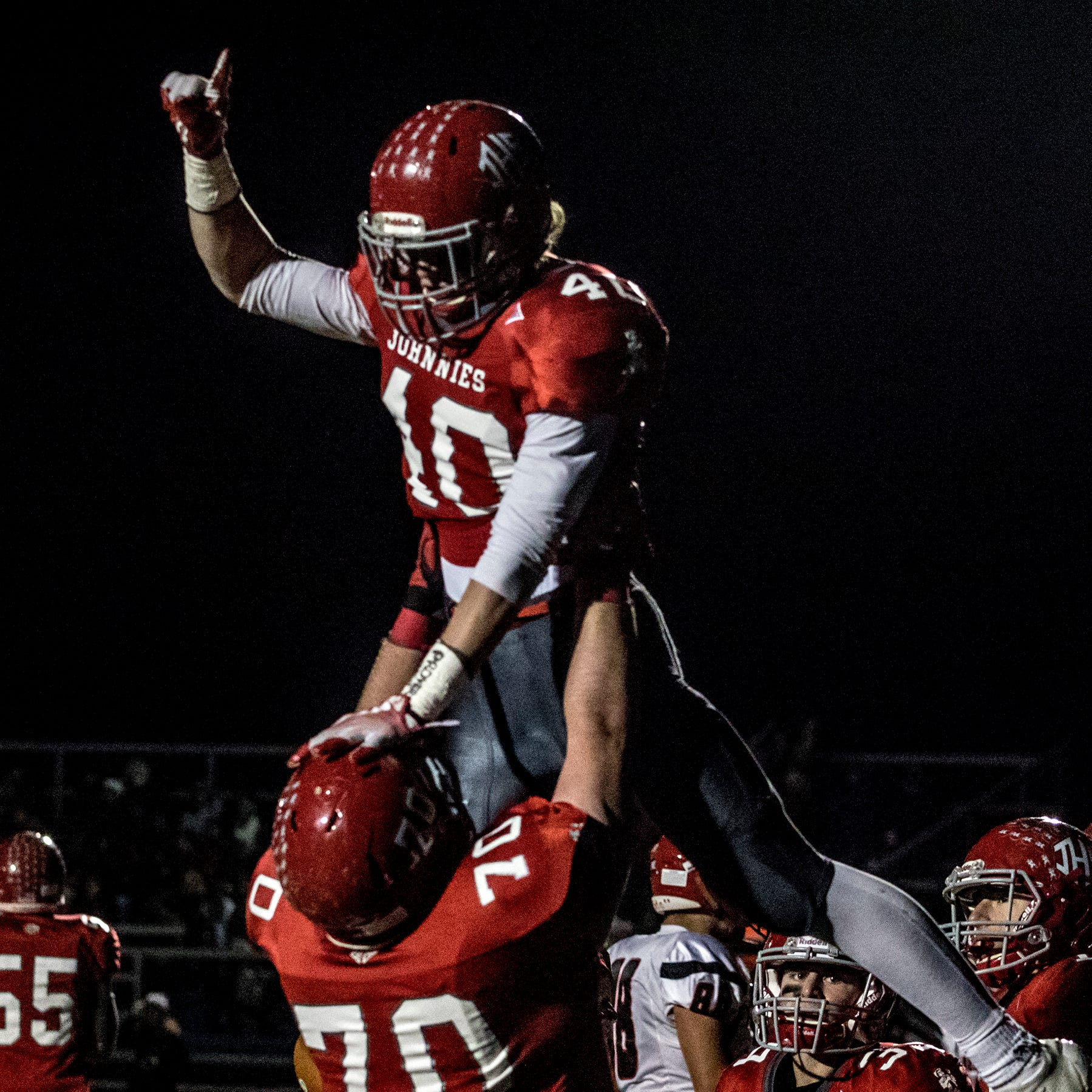 Johnstown rebounds in emphatic fashion, wrecks Bellaire