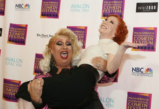 Ps International Comedy Festival Griffin And Drag Queen