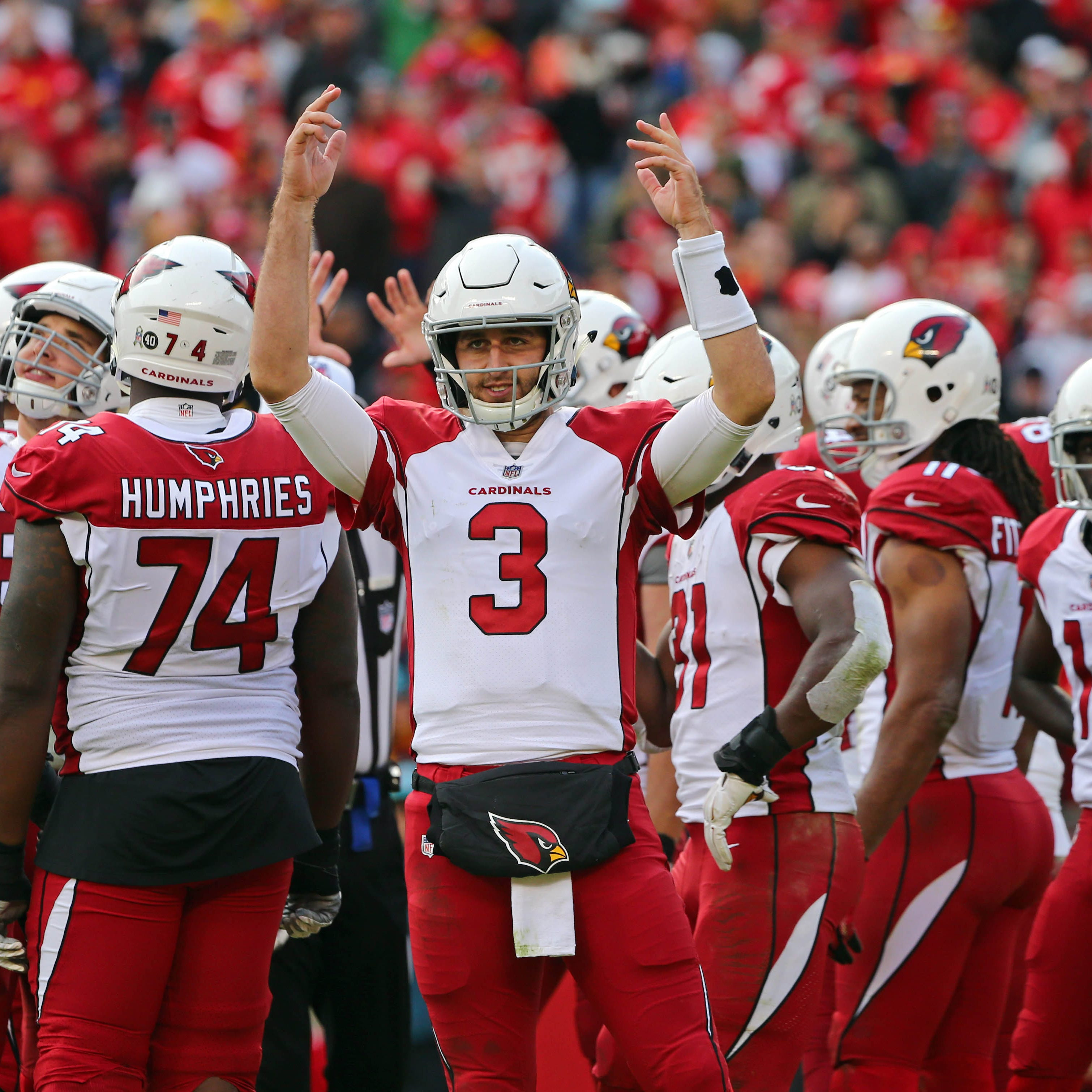 Josh Rosen trade rumors: Redskins emerge as favorite for Cardinals quarterback in trade