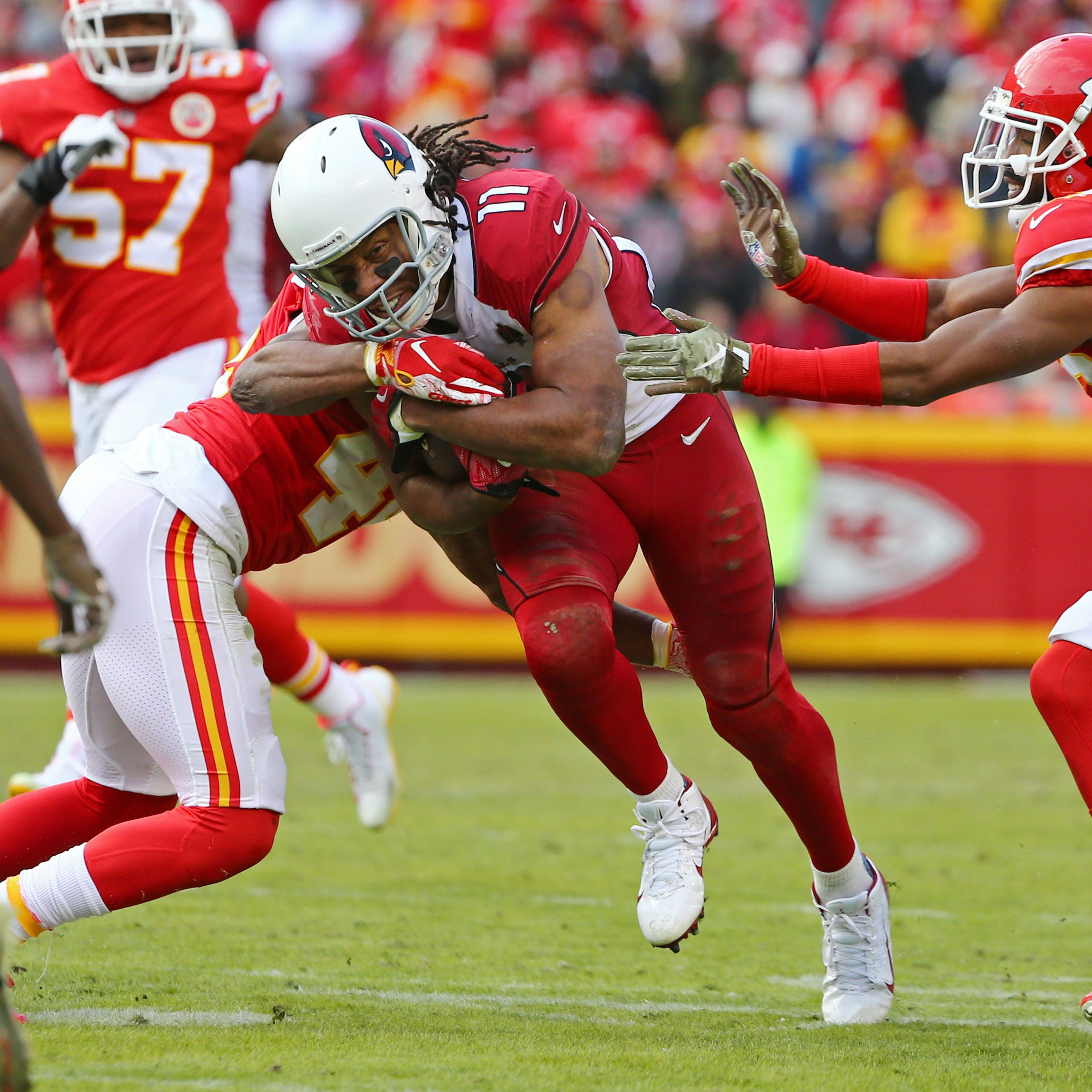What we learned in Cardinals' road loss to Chiefs