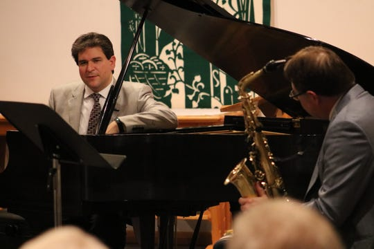 The Michael Shirtz Quartet paid tribute to cool jazz legend Dave Brubeck for their concert in Port Clinton on Saturday.