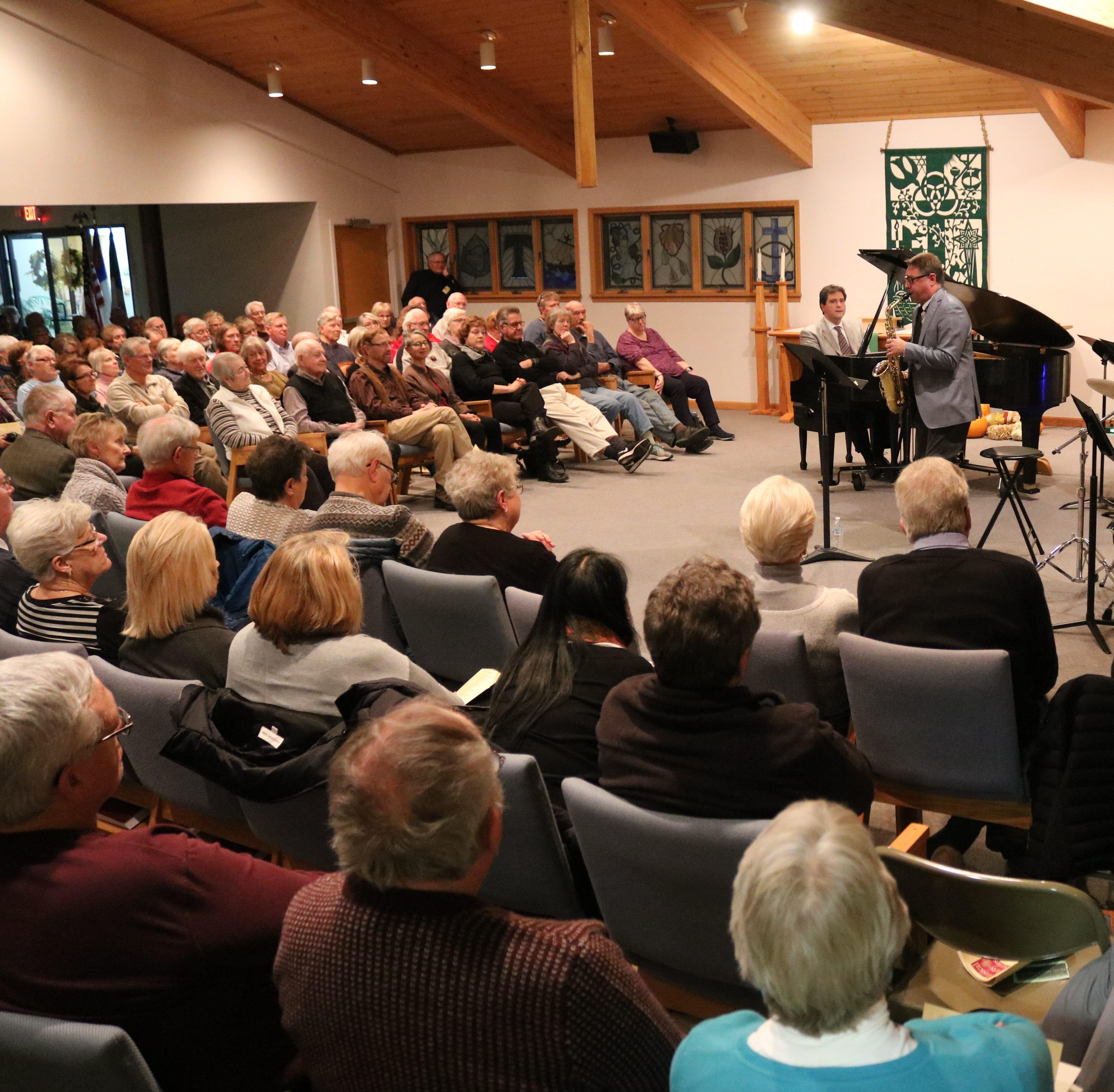 Shirtz Quartet pays tribute to jazz legend Dave Brubeck